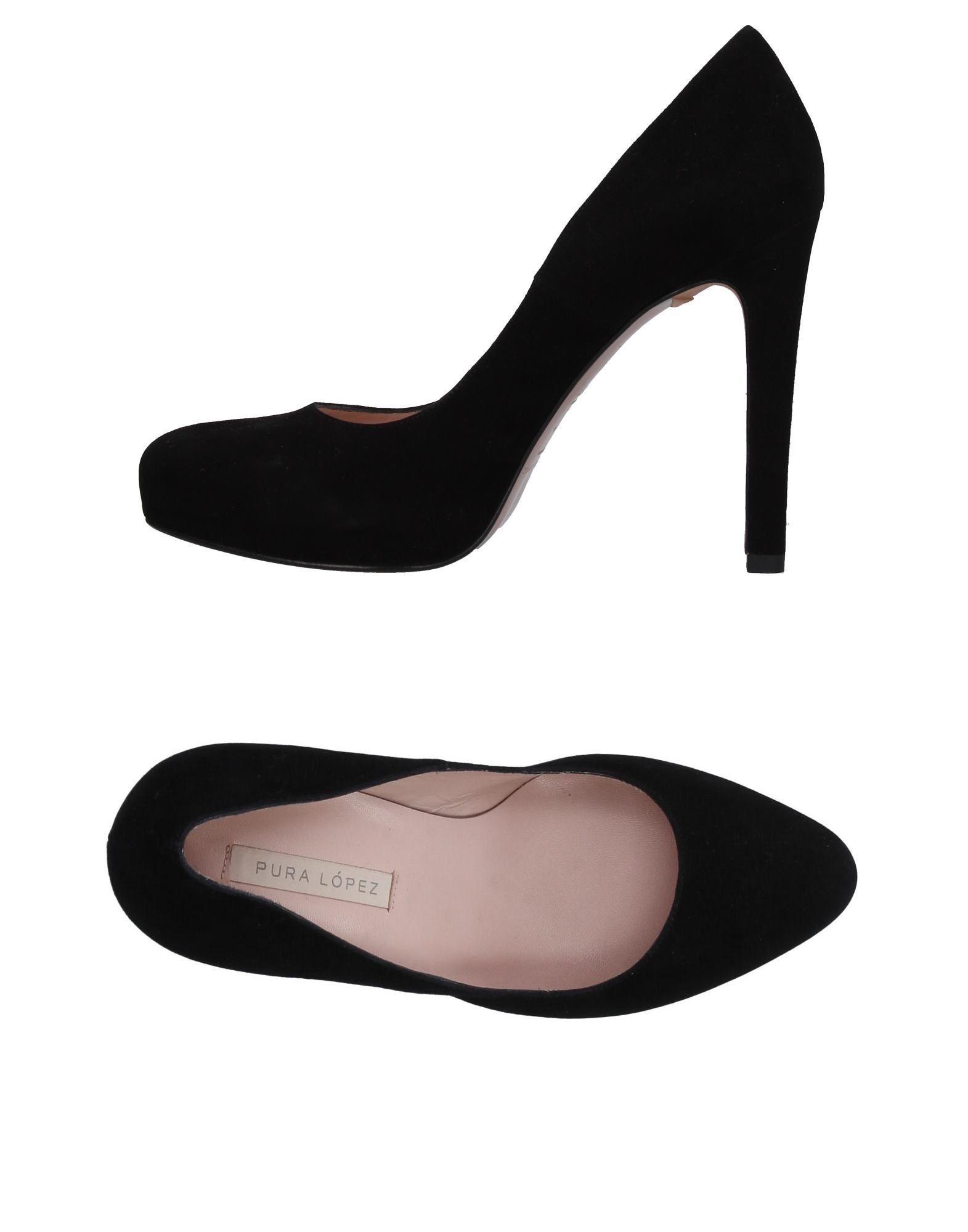 Stilvolle billige Damen Schuhe Pura López Pumps Damen billige 11362422RA 975f9f