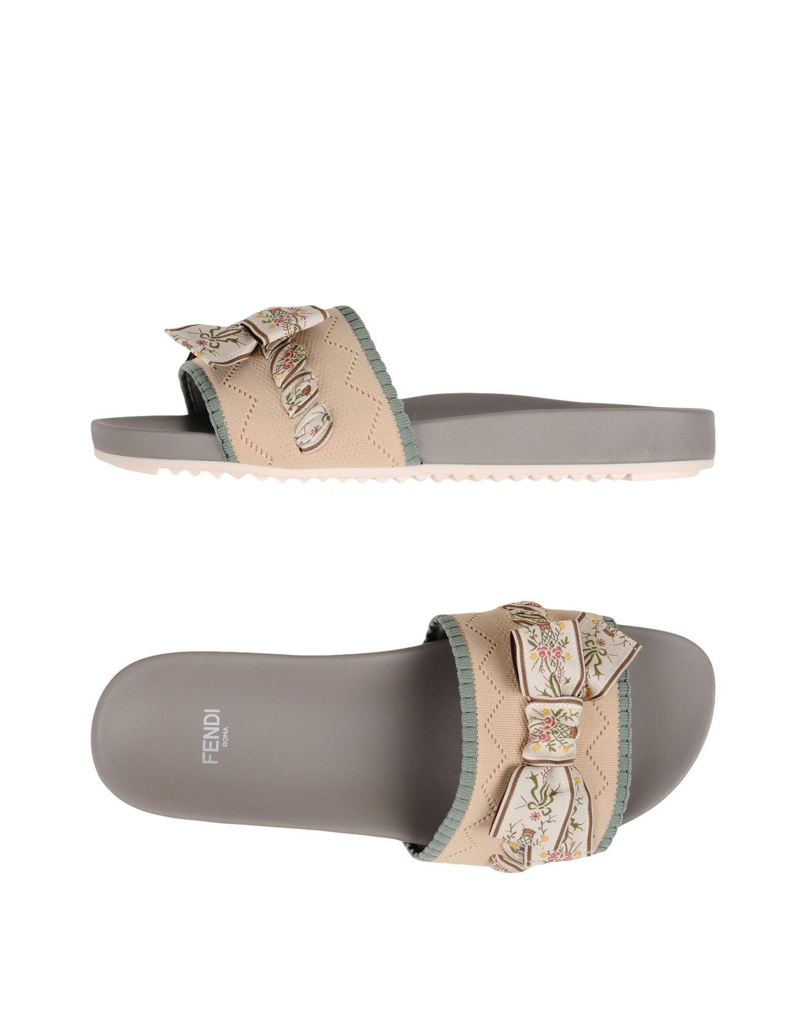 Haltbare Mode billige Schuhe Fendi Sandalen Damen  11362493EC Heiße Schuhe