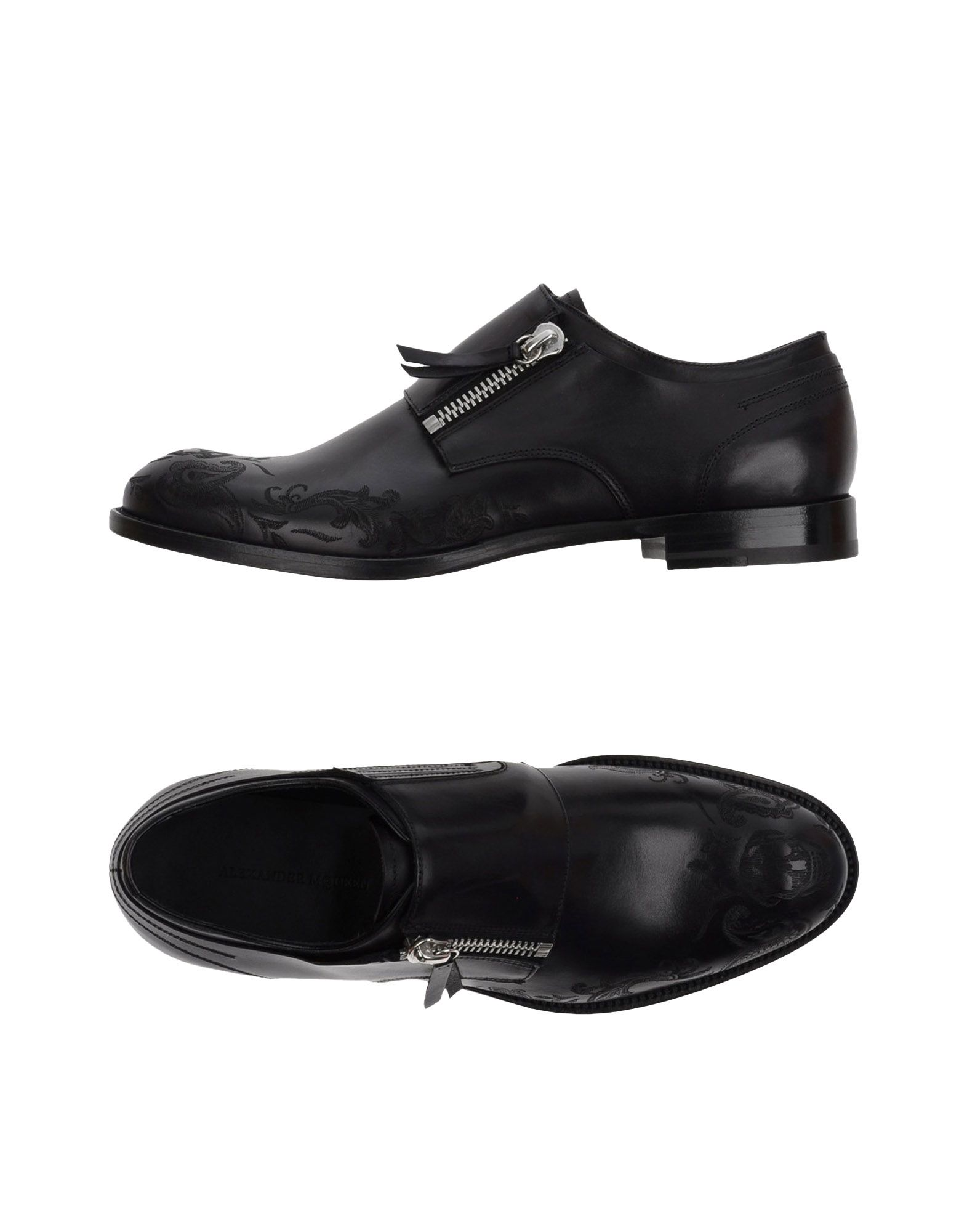 Alexander Mcqueen Loafers - Men Alexander  Mcqueen Loafers online on  Alexander Canada - 11362627IT be40fa