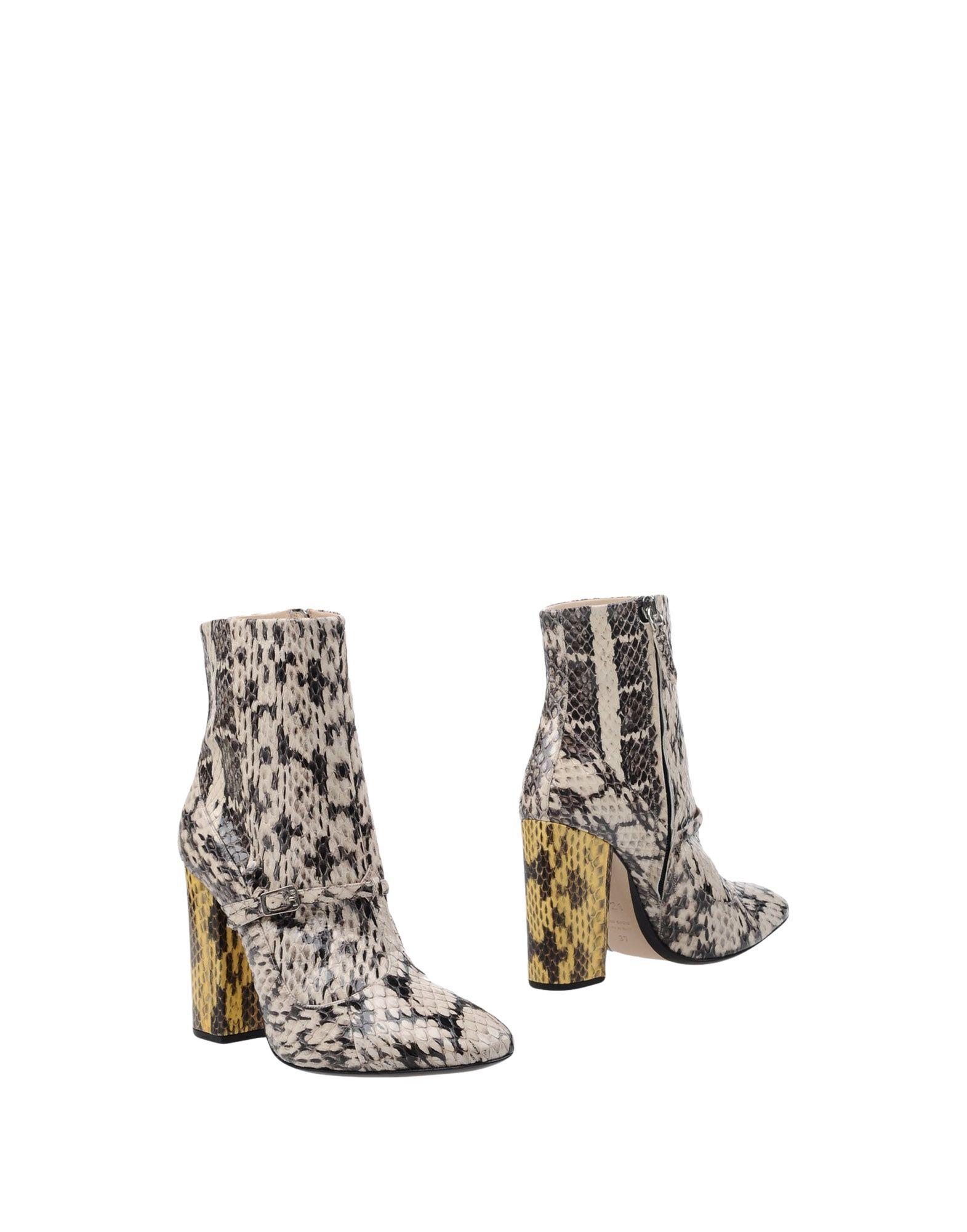 Stilvolle billige Schuhe N° 21 Stiefelette Damen  11362644MG
