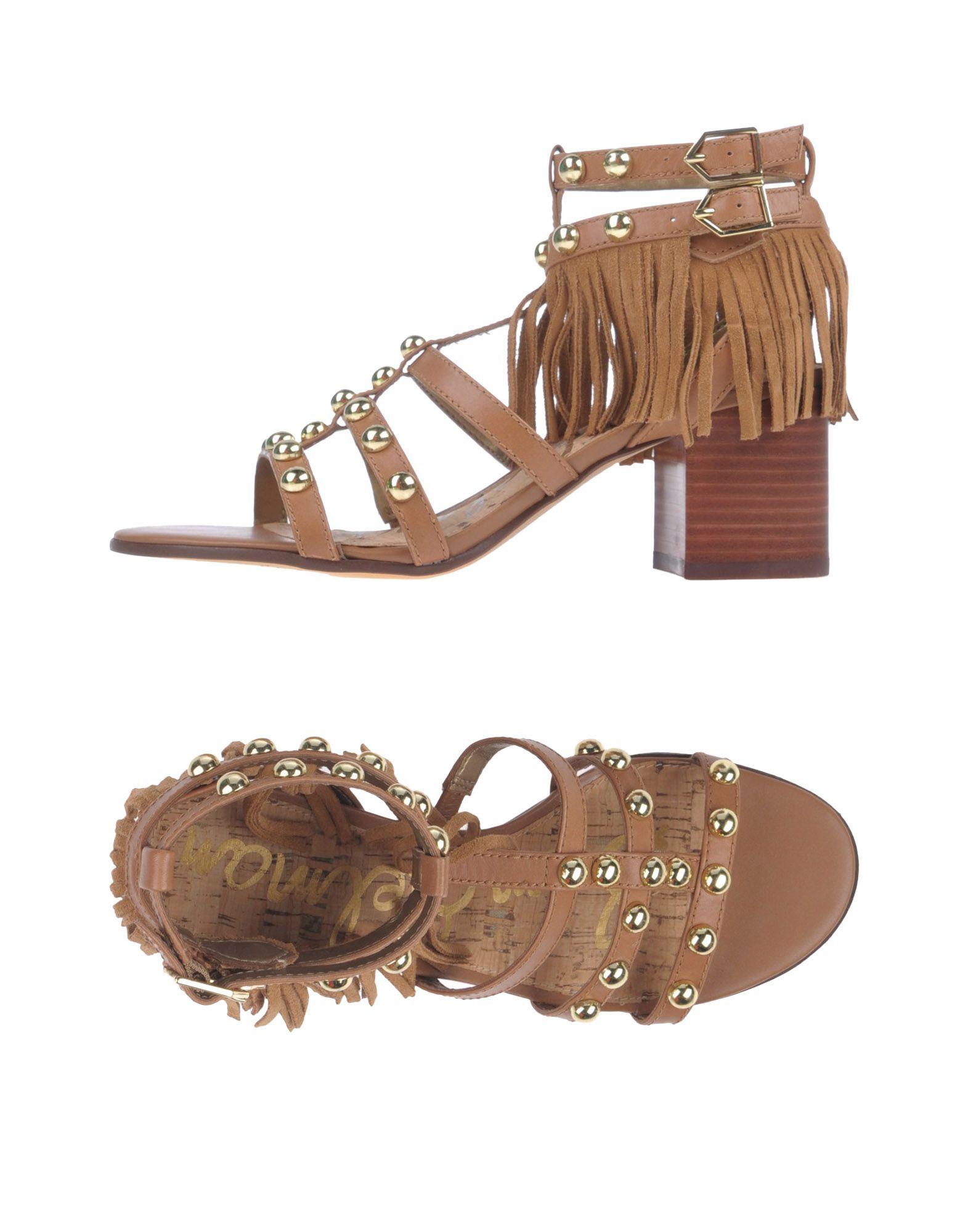Gut um billige Schuhe zu tragenSam Edelman Sandalen Damen  11362652ED