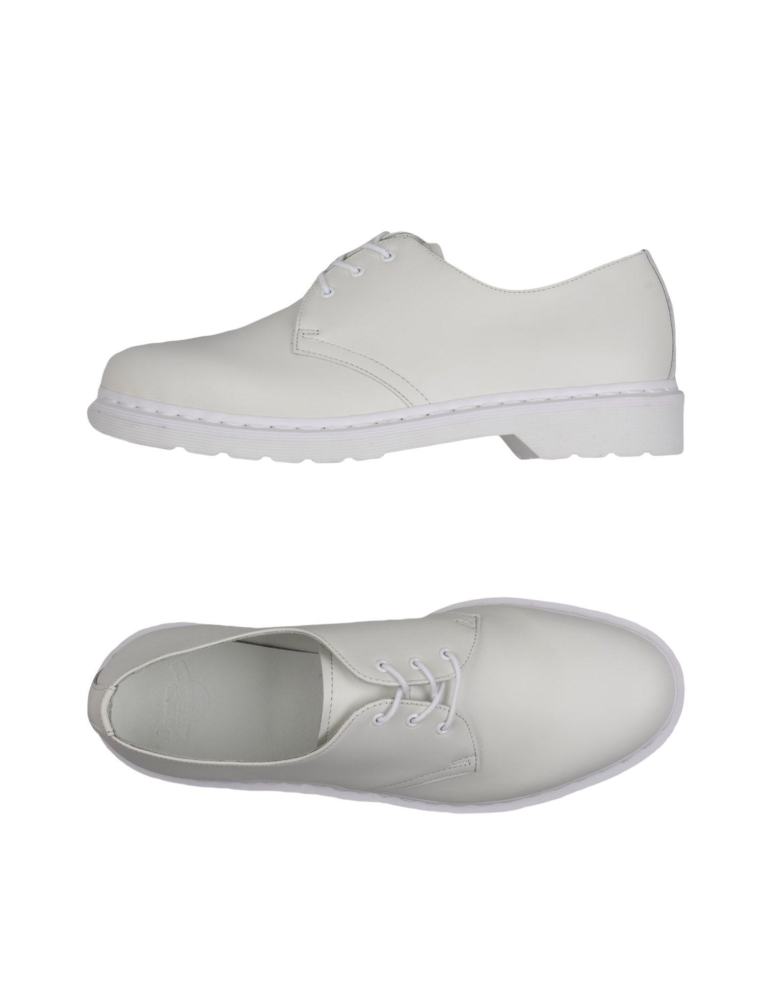 Rabatt echte Schuhe Dr. Martens Schnürschuhe Herren  11362668CU