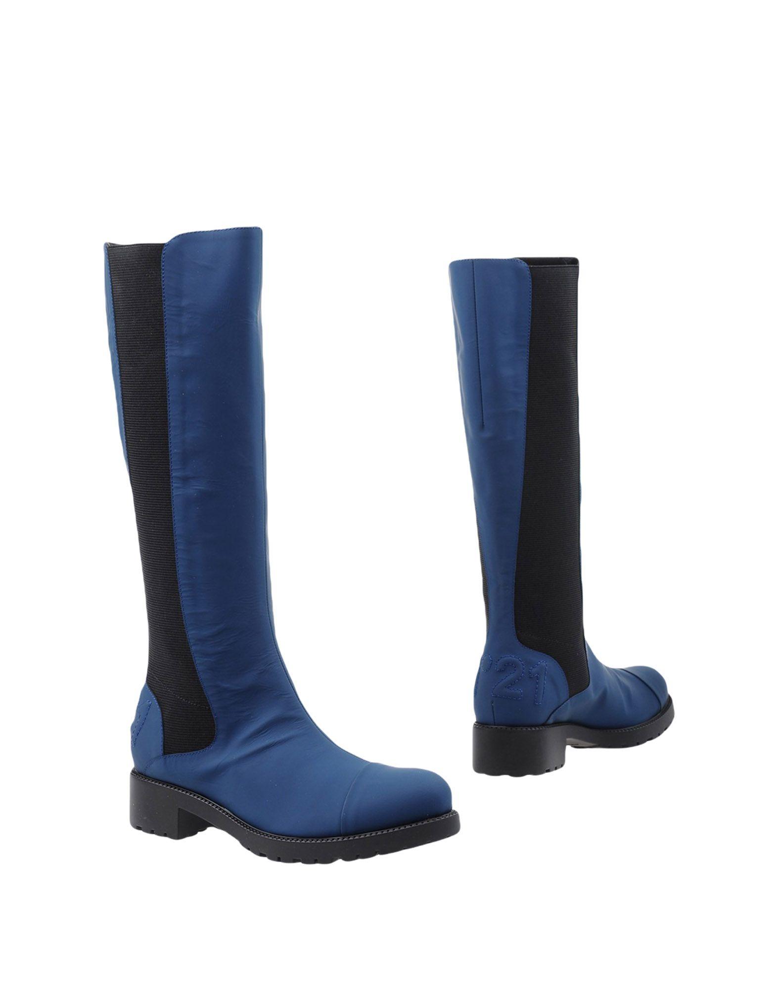 N° 21 Stiefel Damen  11362669SJ Gute Qualität beliebte Schuhe