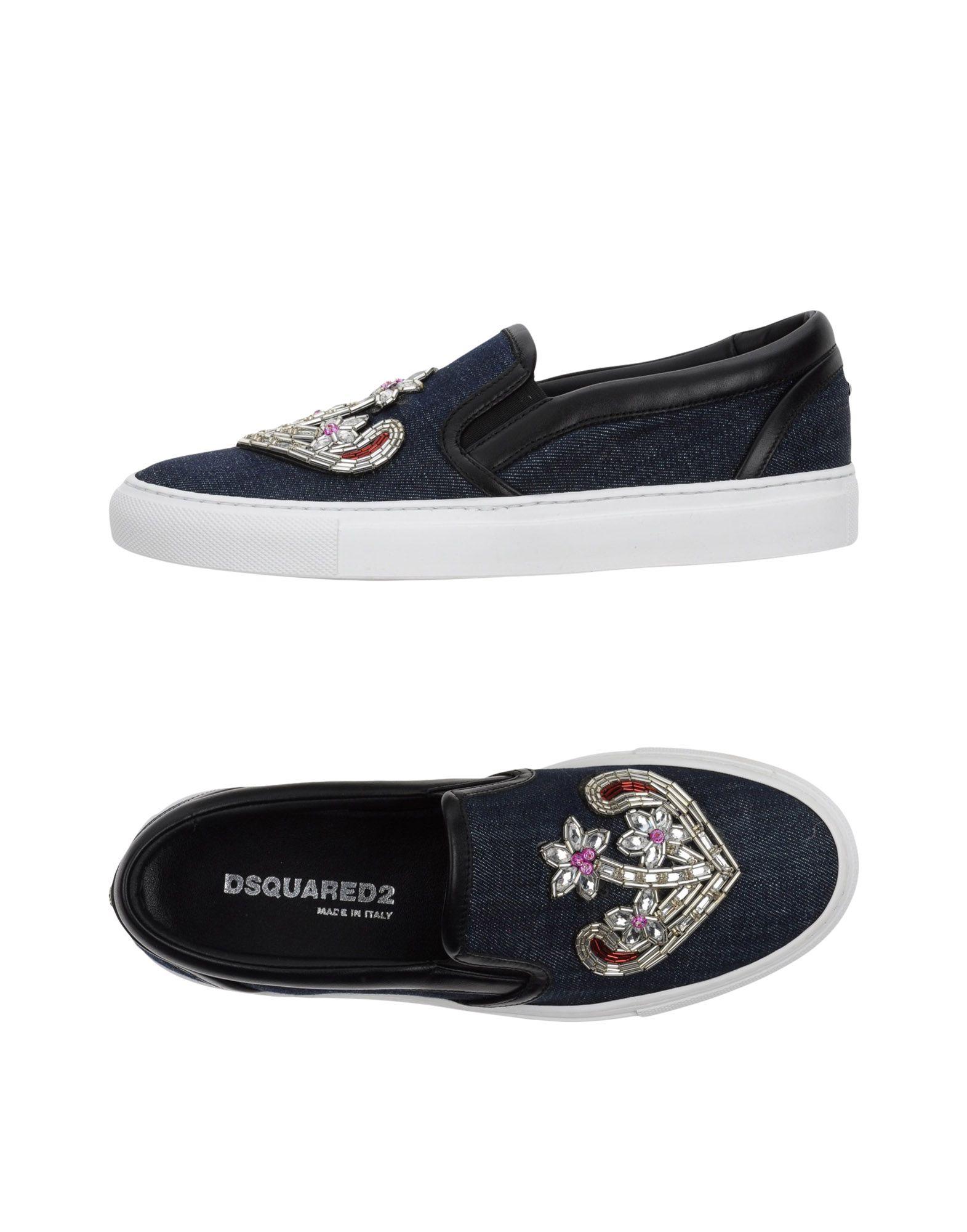Haltbare Mode billige Schuhe Dsquared2 Sneakers Damen  11362696XA Heiße Schuhe