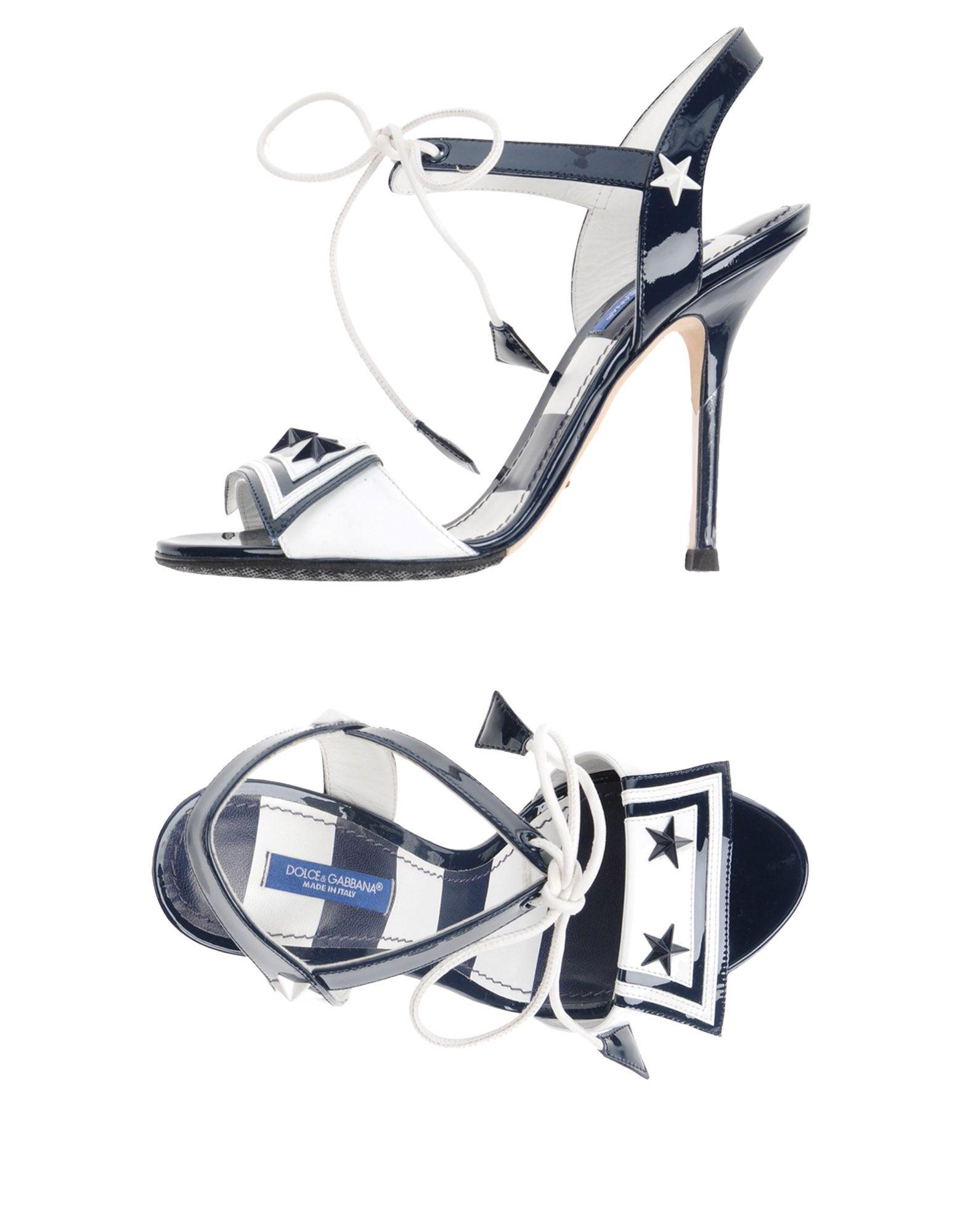Sandali Dolce & Gabbana Donna - 11362703DA