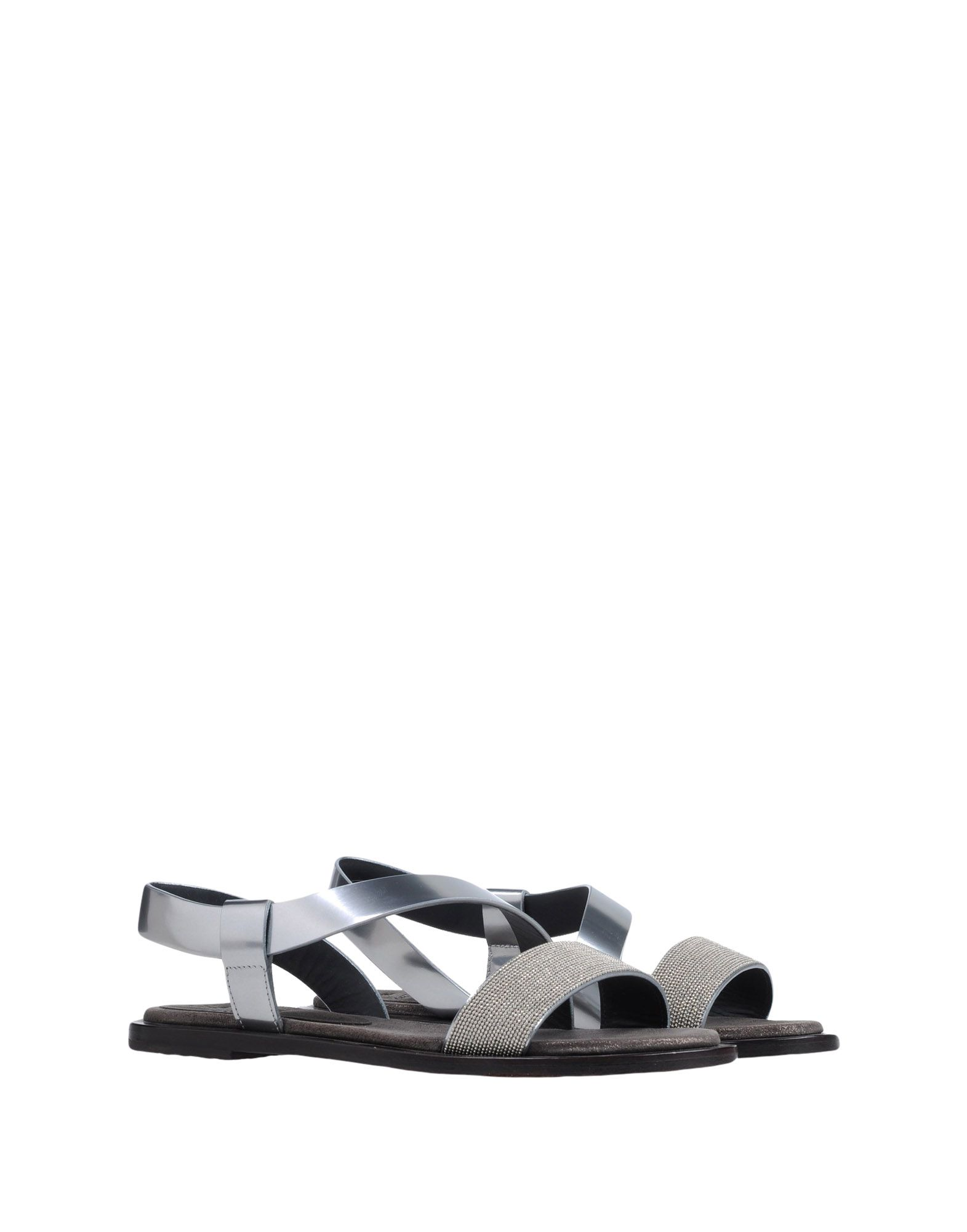 Brunello 11362709ILGünstige Cucinelli Sandalen Damen  11362709ILGünstige Brunello gut aussehende Schuhe c05a87