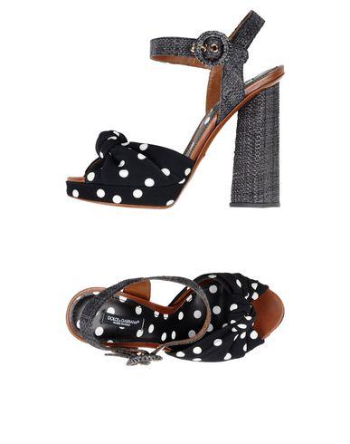 728c7f1b242 Πέδιλο Dolce & Gabbana Γυναίκα - Πέδιλα Dolce & Gabbana στο YOOX ...