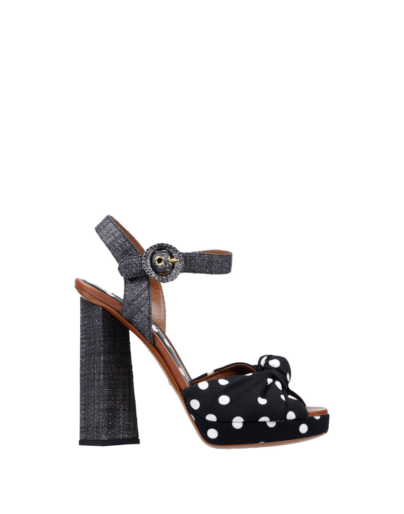Dolce & Gabbana Sandalen  Damen  Sandalen 11362712NU Neue Schuhe 6c4698