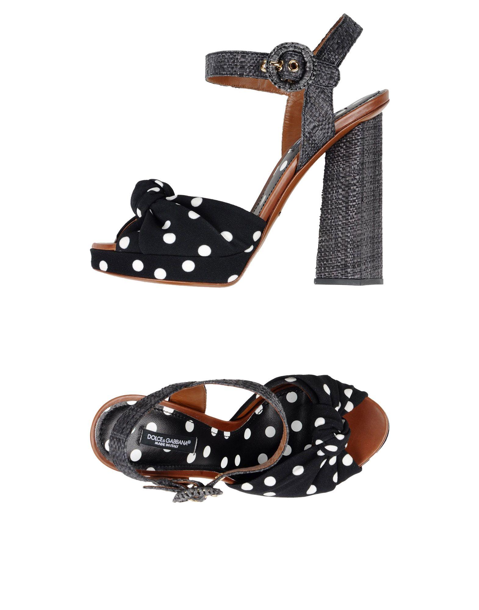 Sandali Dolce & Gabbana Donna - 11362712NU