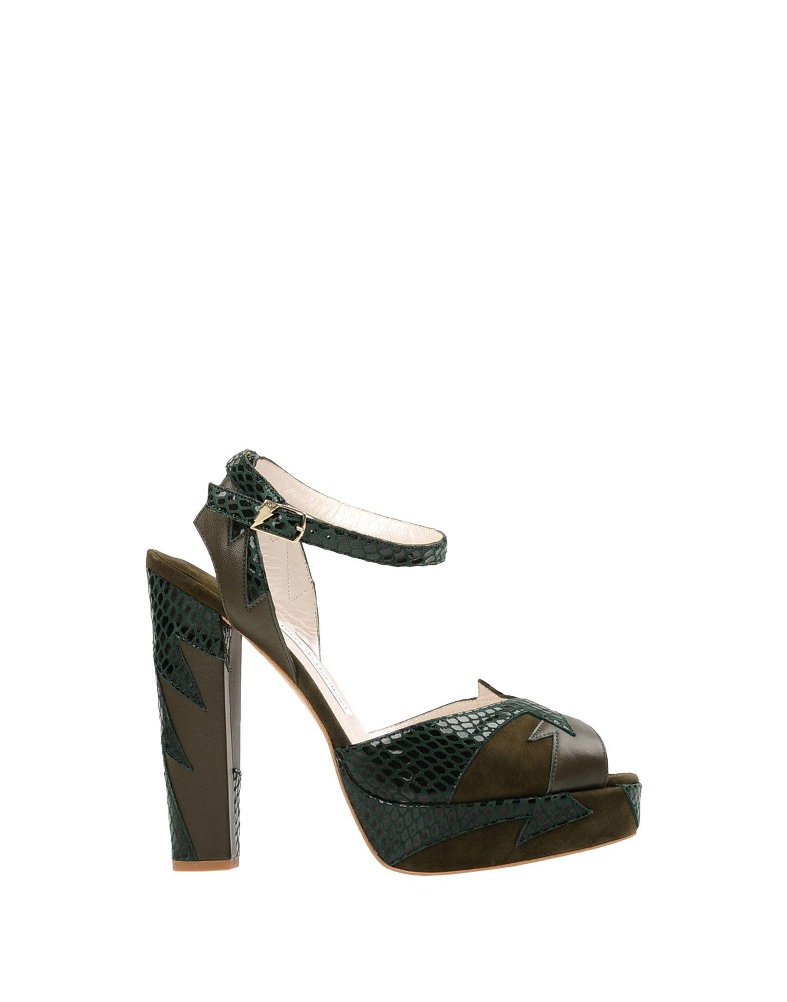 Terry De Havilland Sandalen Damen Schuhe  11362718JR Neue Schuhe Damen d4b4da