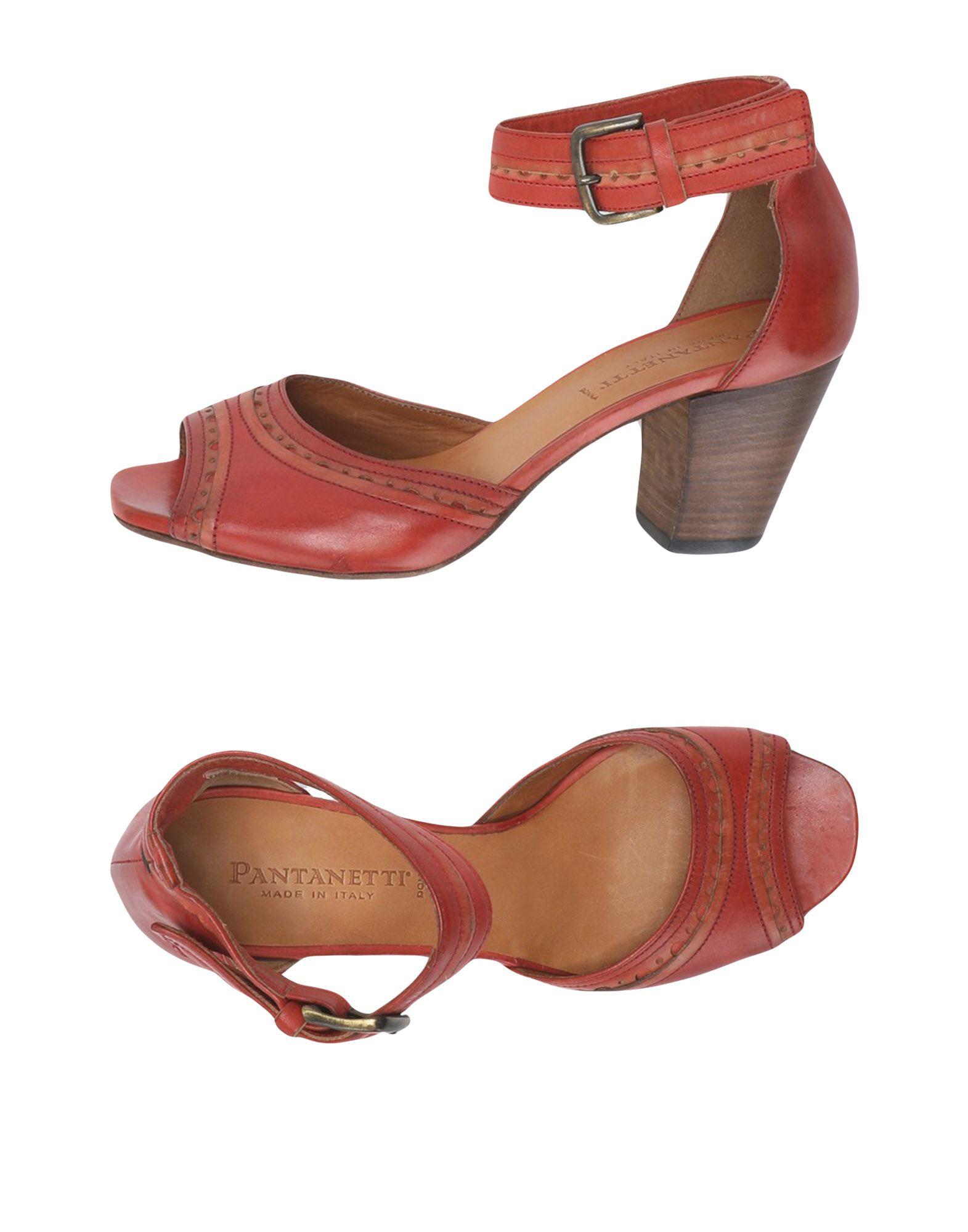 Pantanetti Sandalen 11362765BX Damen  11362765BX Sandalen Heiße Schuhe 109b41
