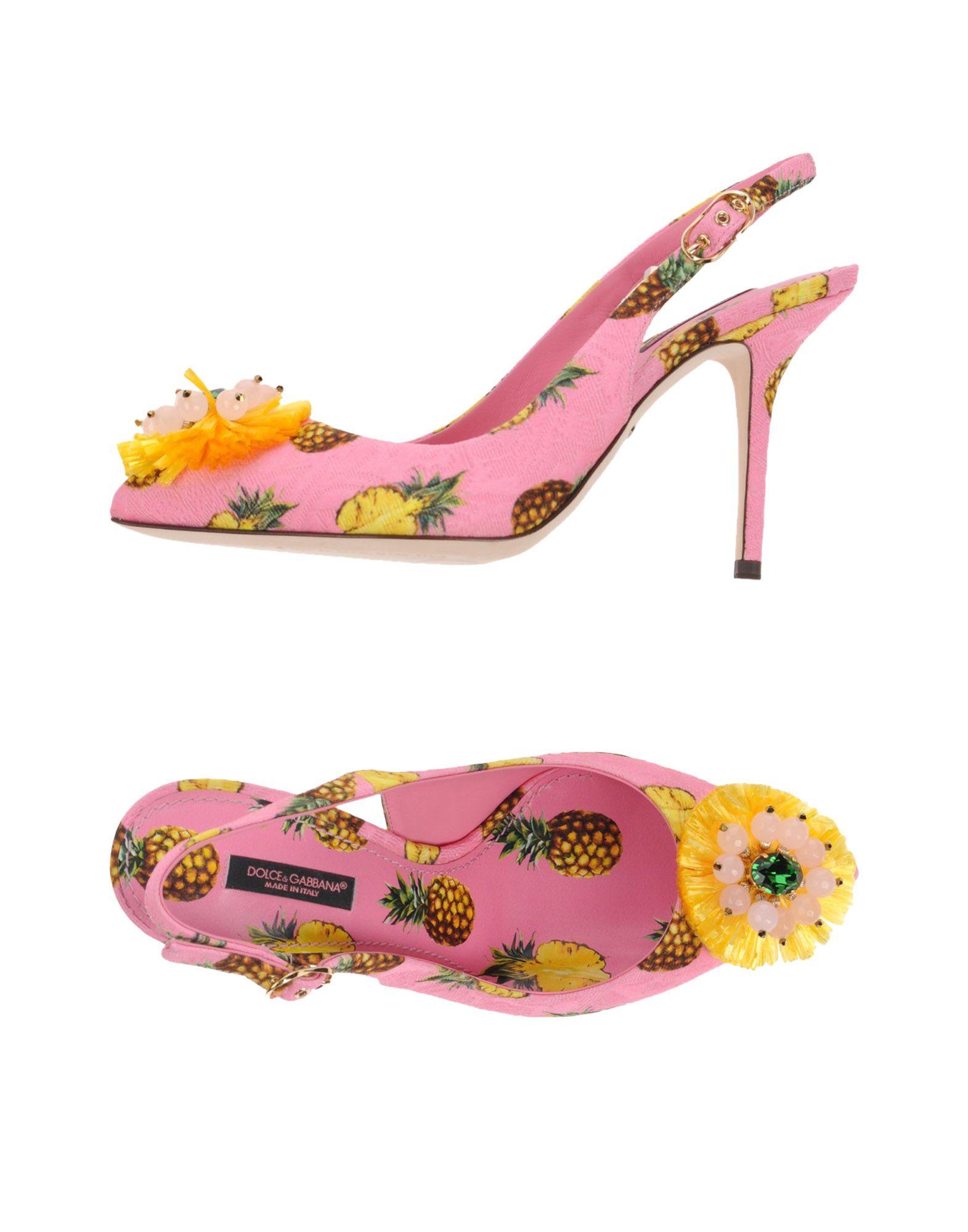 Décolleté Dolce & Gabbana Donna - 11362871TN