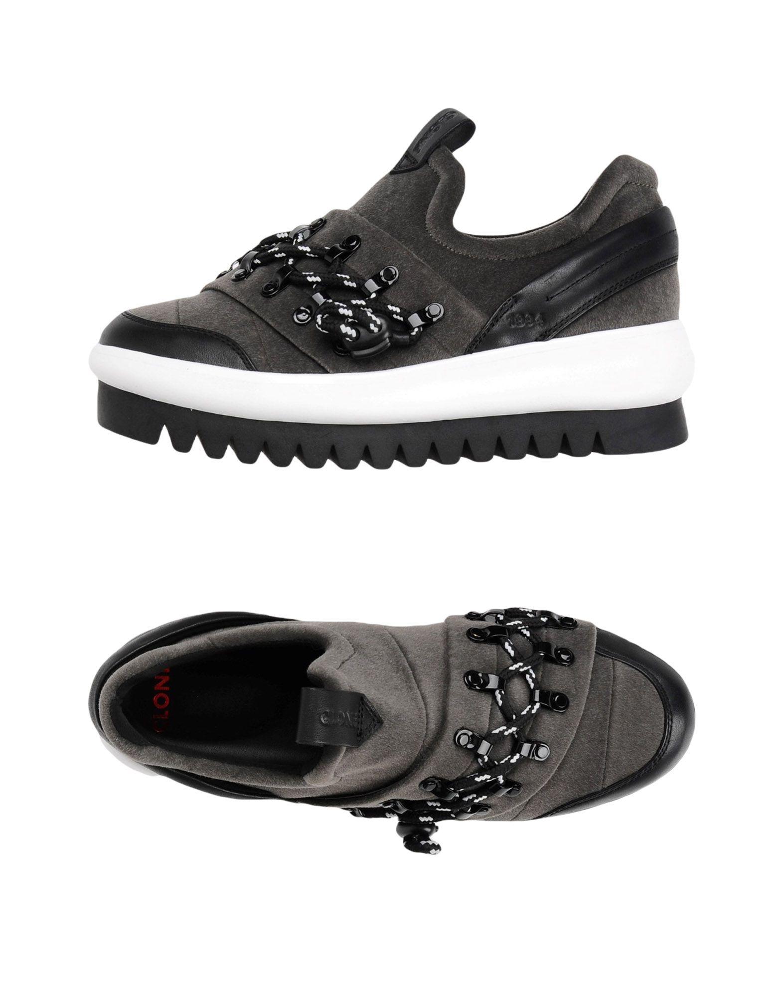 Baskets Clone Rocmoon - Femme - Baskets Clone Gris Dernières chaussures discount pour hommes et femmes