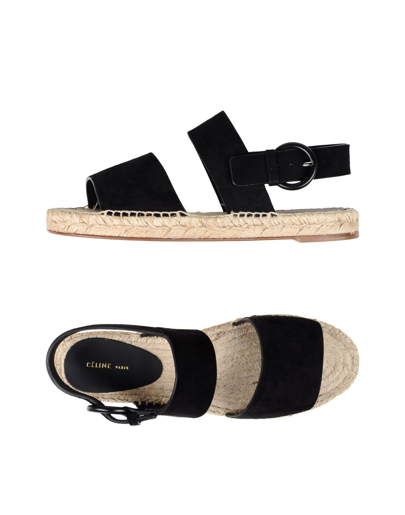 Céline Sandalen Damen  11362876NDGünstige gut aussehende Schuhe