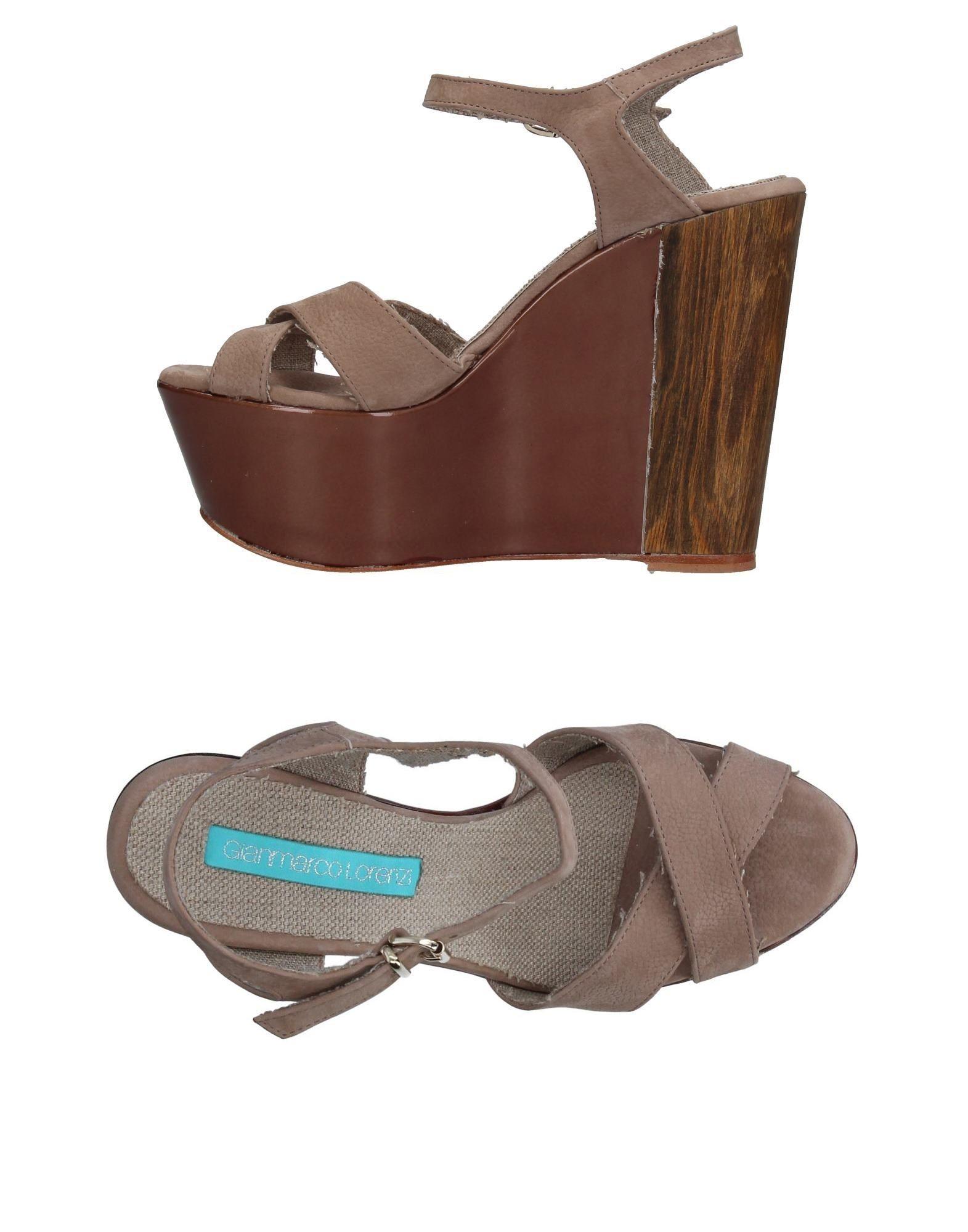 Gianmarco Lorenzi Sandalen Damen  11362909VE Gute Qualität beliebte Schuhe