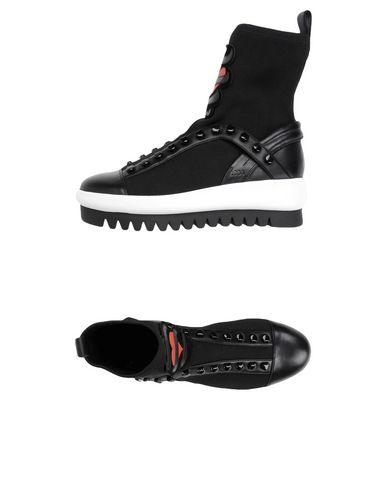 Los últimos zapatos de hombre y mujer mujer y Zapatillas Clone Rocmoon - Mujer - Zapatillas Clone - 11362943KU Negro 710082