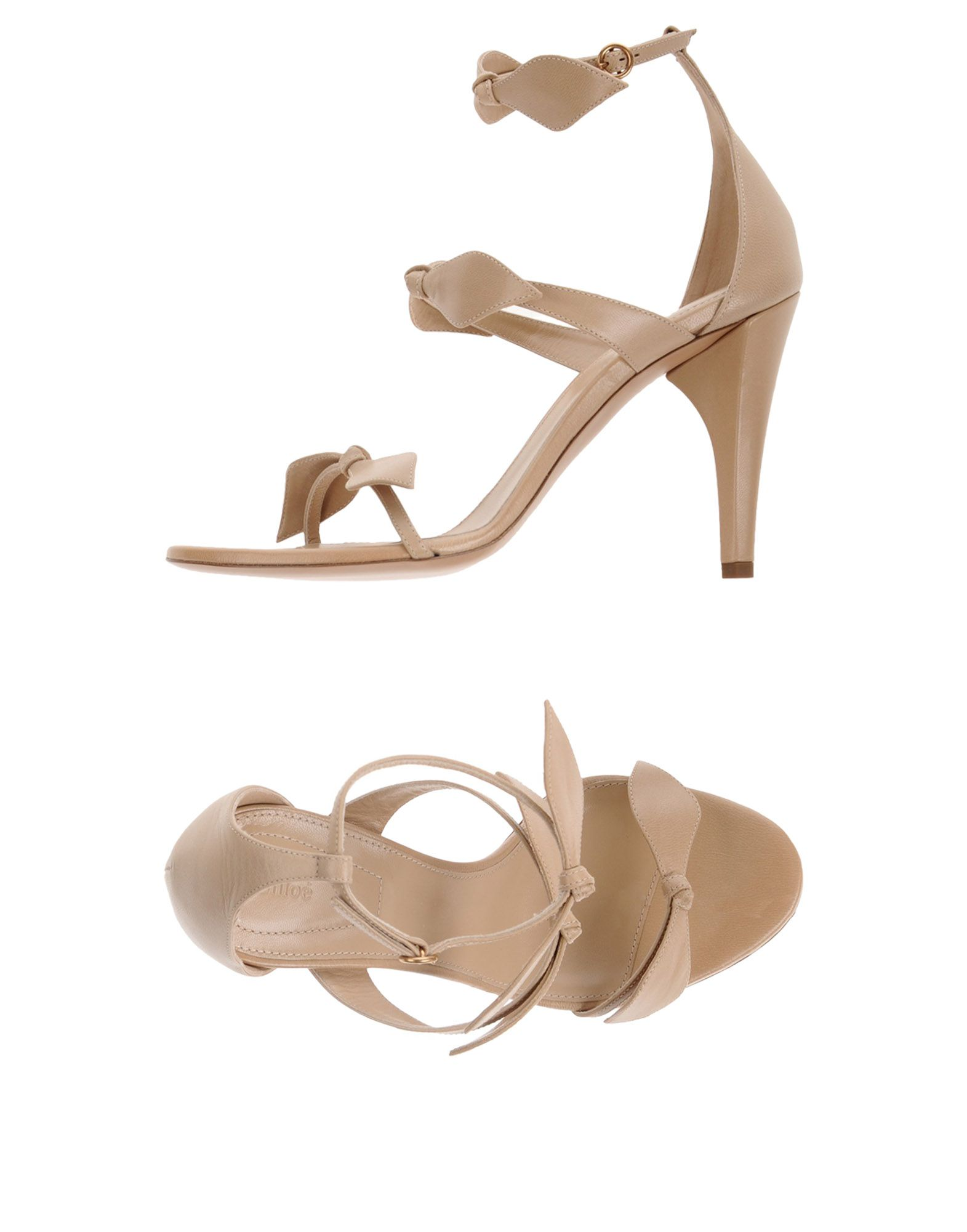 Chloé Sandalen Damen  11362995HHGünstige gut aussehende Schuhe