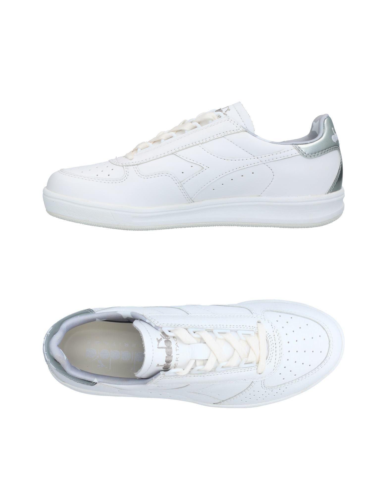Rabatt echte Schuhe Diadora Heritage Sneakers Herren  11363061LO