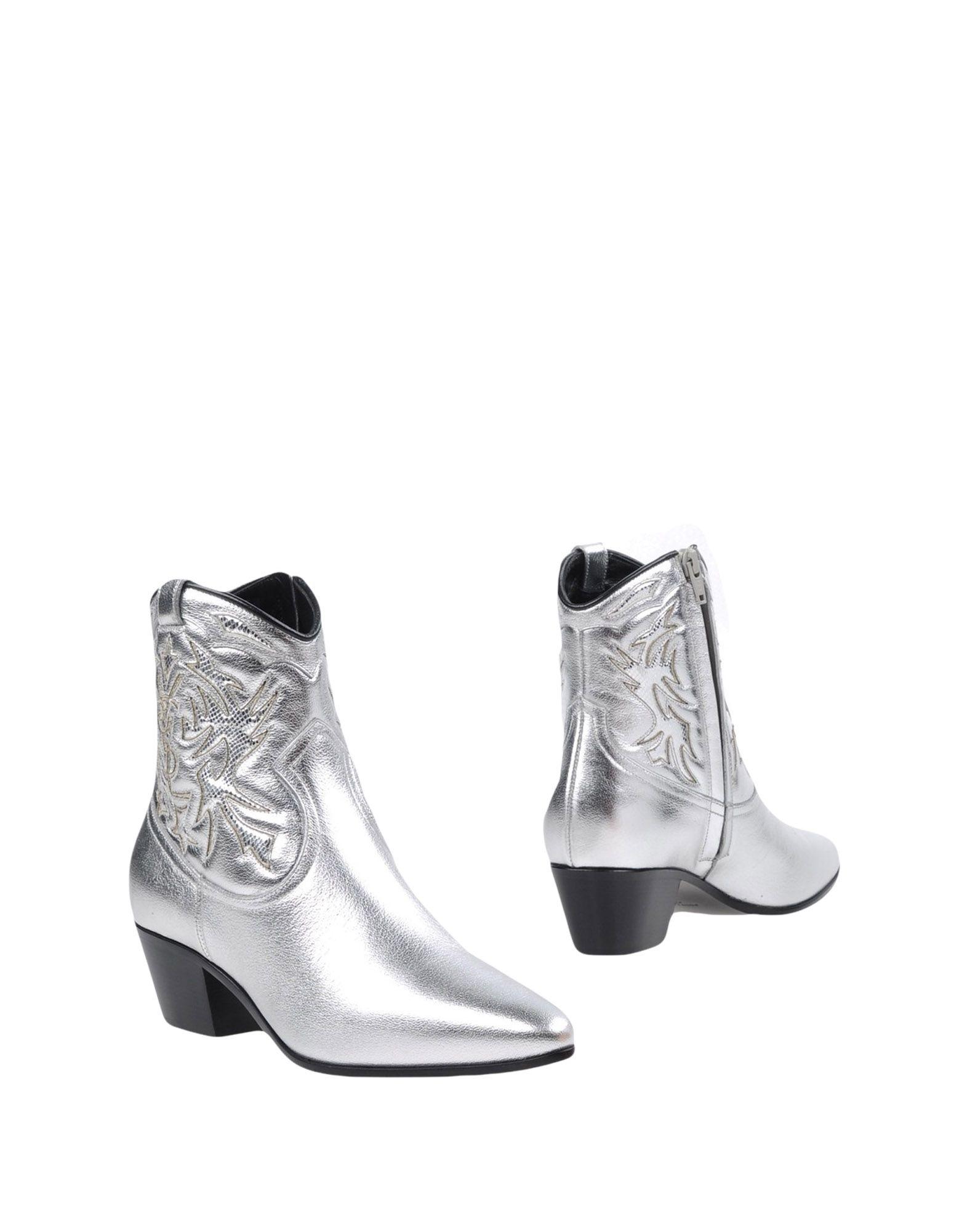 Saint Laurent Stiefelette Damen  11363103HLGünstige gut aussehende Schuhe