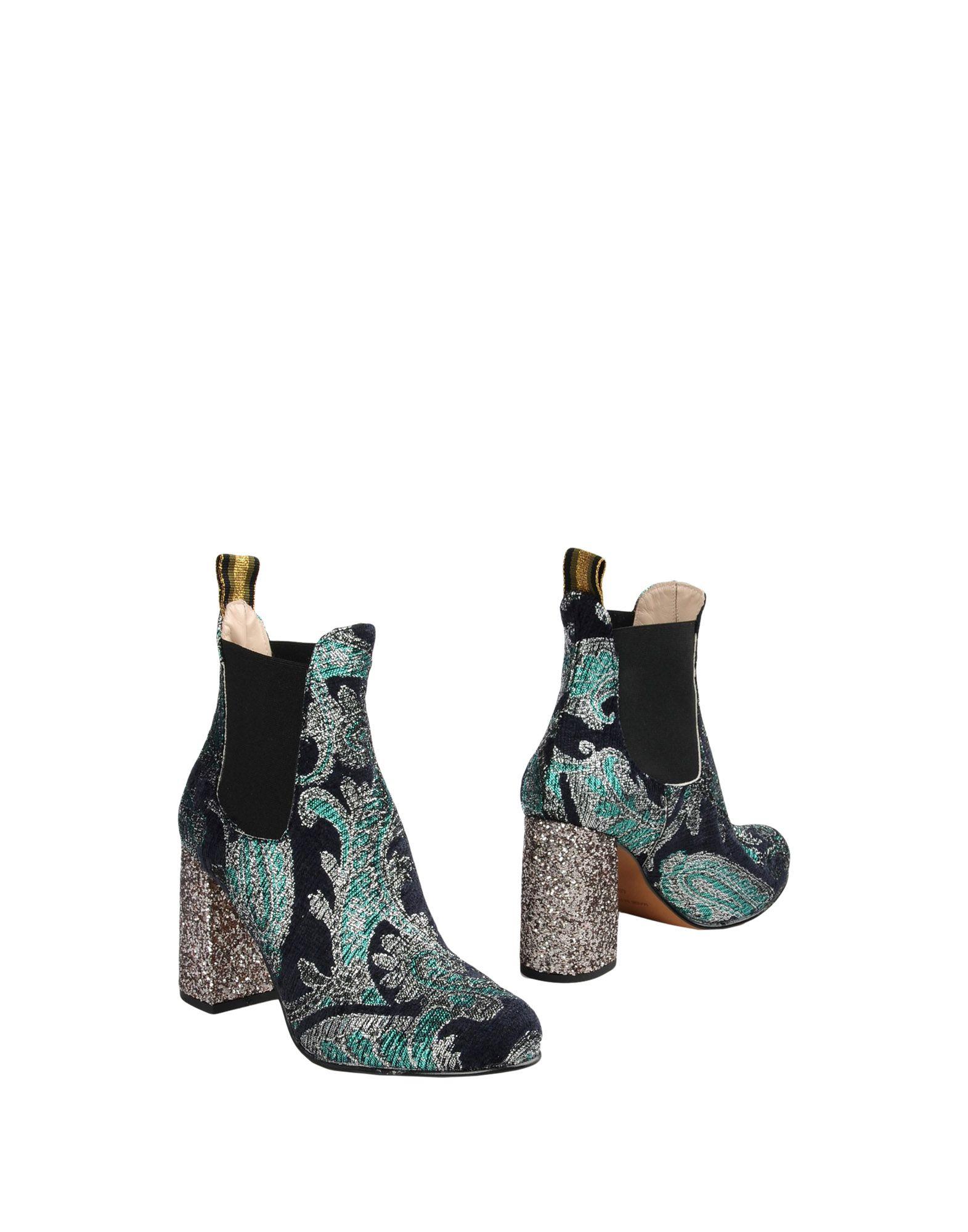 Leo Studio  Design Jacquard Ankle Boots  Studio 11363110LW Heiße Schuhe 8c92cd