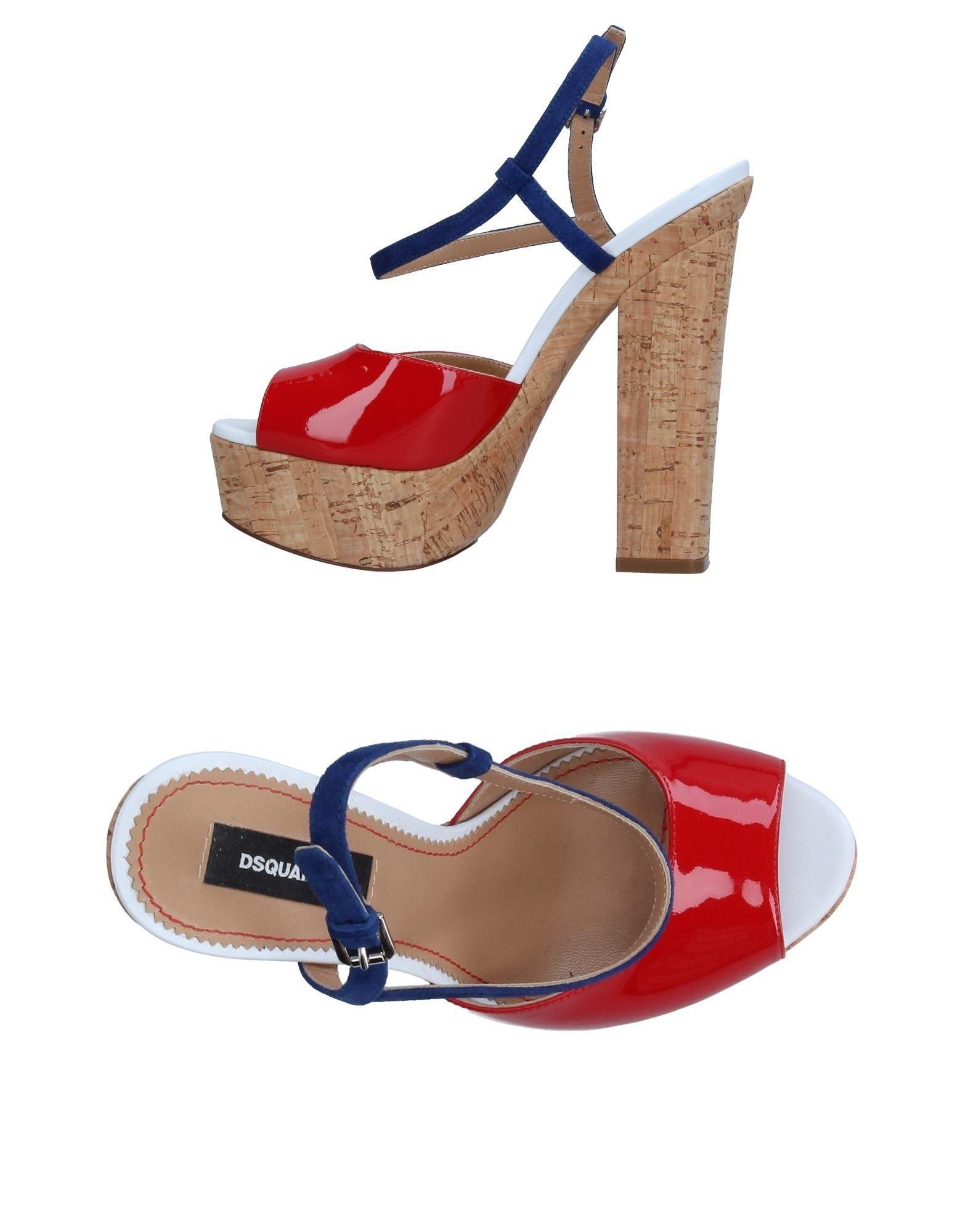 Dsquared2 Sandalen Damen  11363192UJGut aussehende strapazierfähige Schuhe