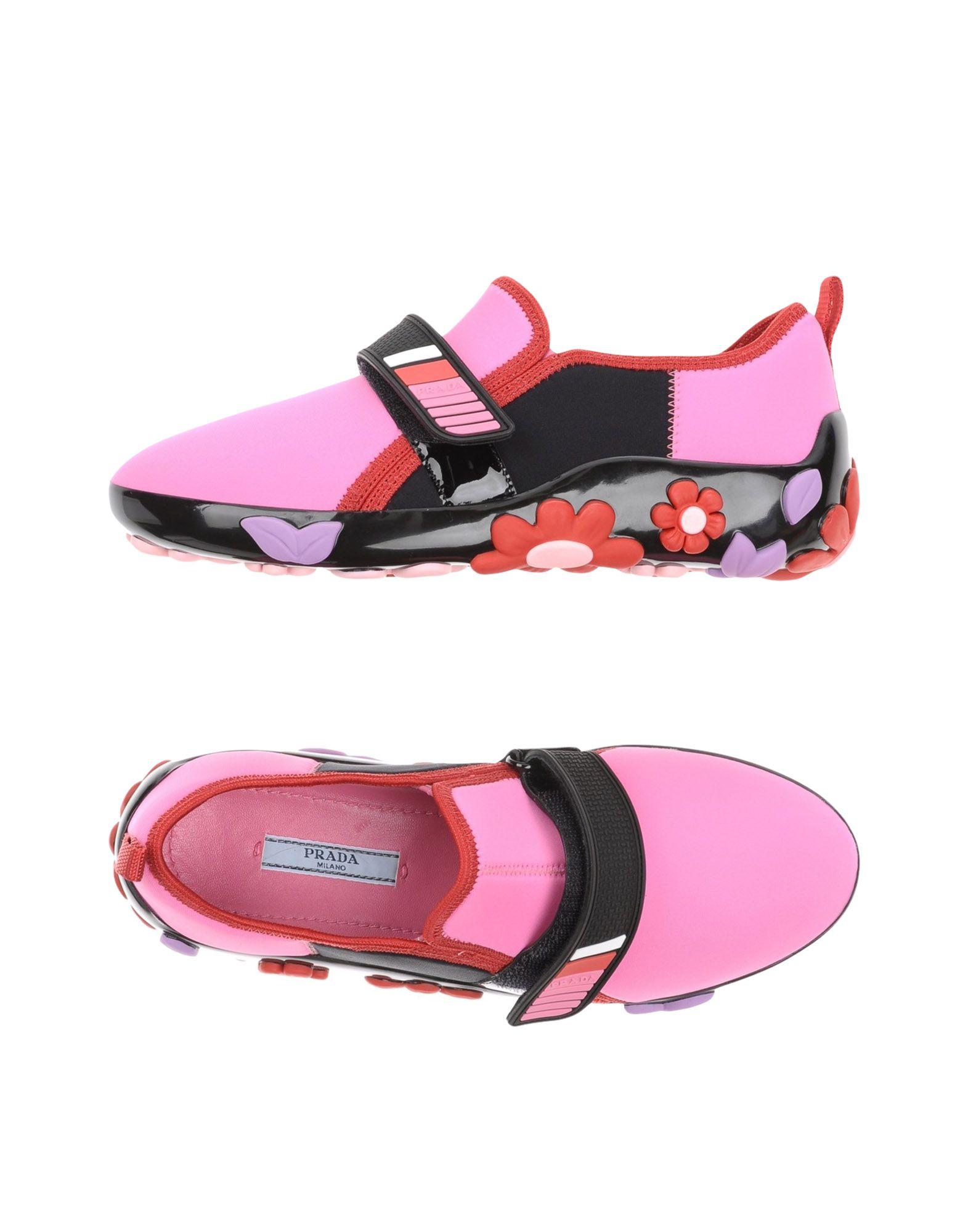 Sneakers Prada Femme - Sneakers Prada sur