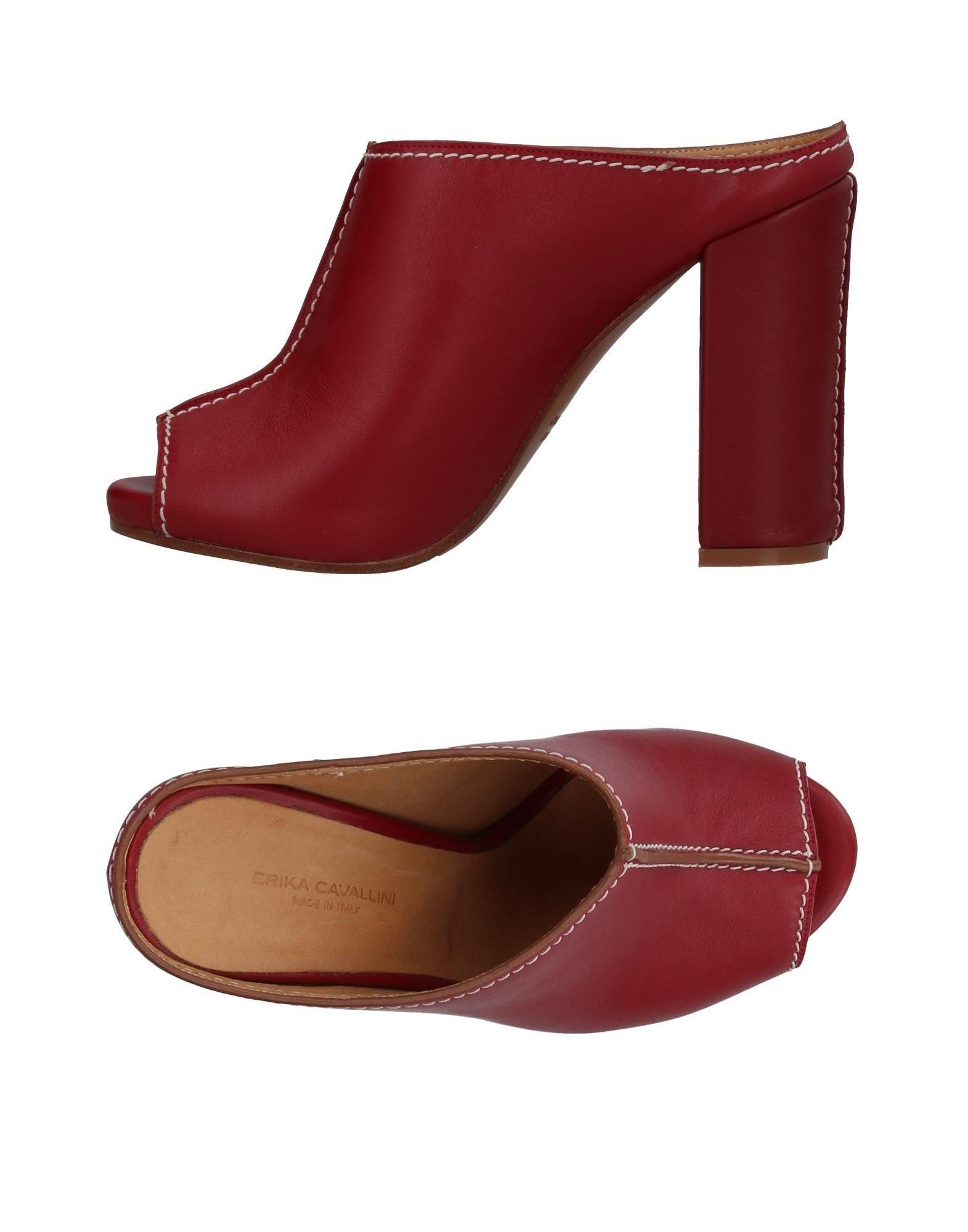 Erika Cavallini Pantoletten Damen  11363349GK Gute Qualität beliebte Schuhe