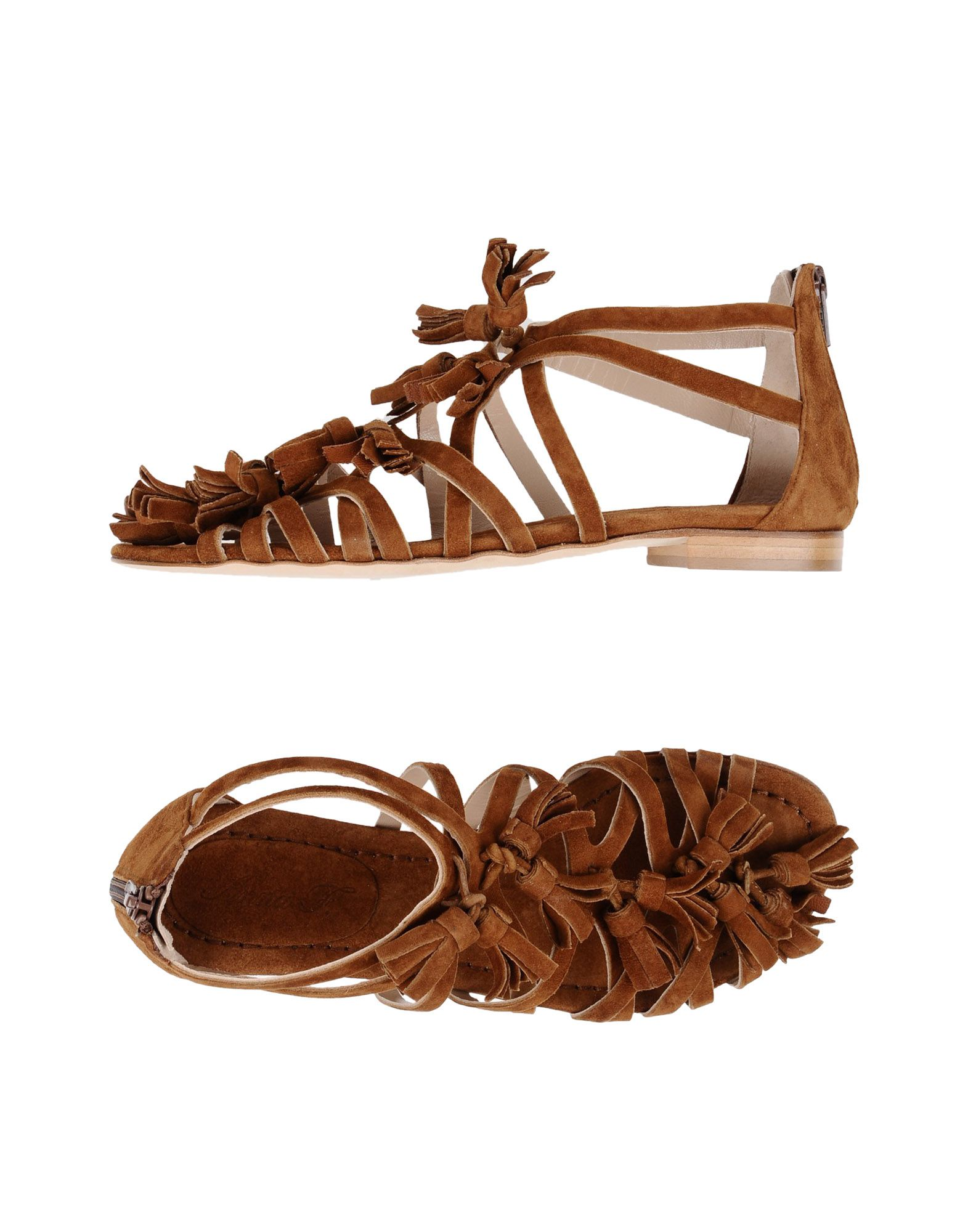 Gut um F. billige Schuhe zu tragenAnna F. um Sandalen Damen  11363402DE 44a729