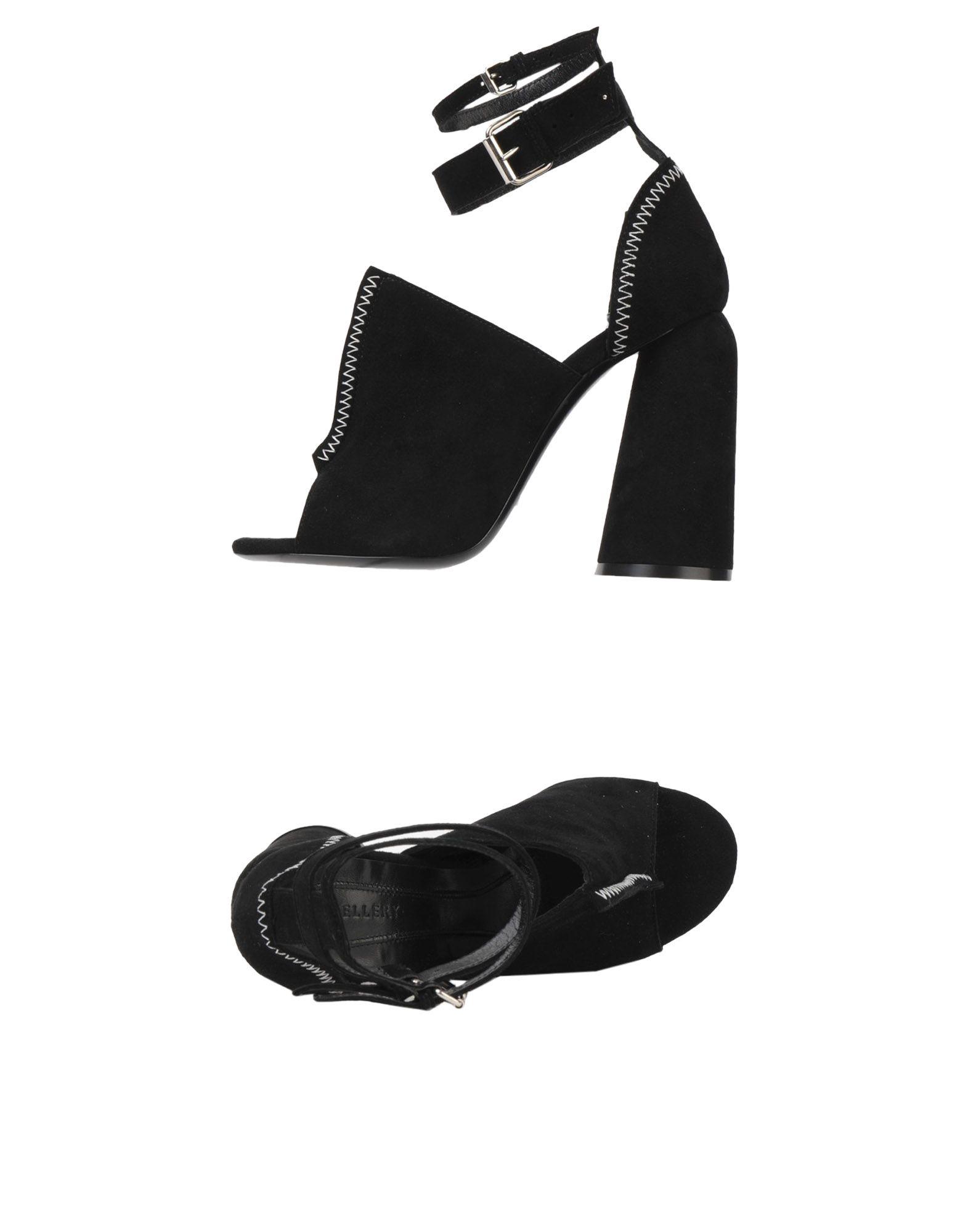 Rabatt Schuhe Ellery Sandalen Damen  11363551PM
