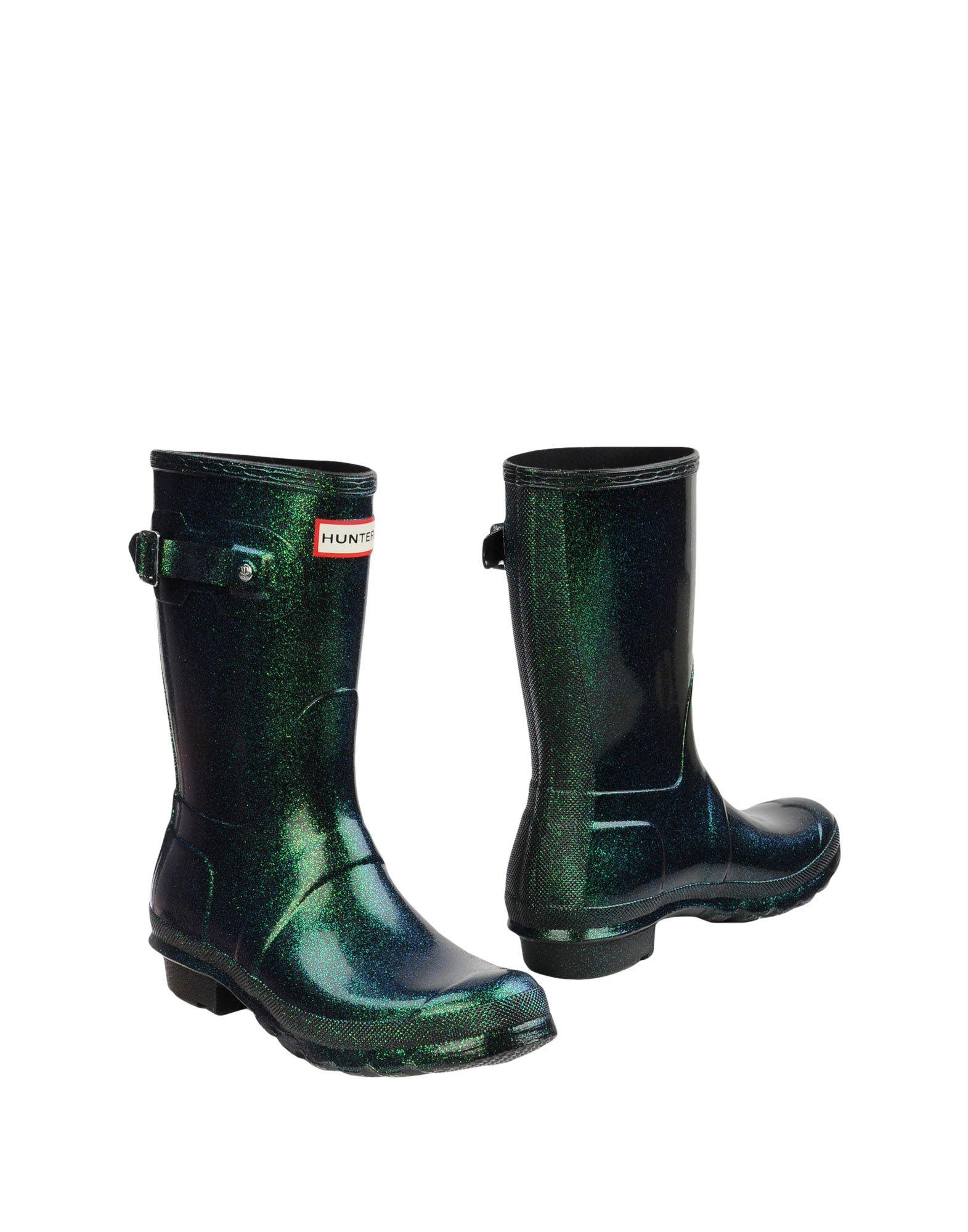 Stilvolle billige Schuhe Hunter Stiefel Damen  11363620HF