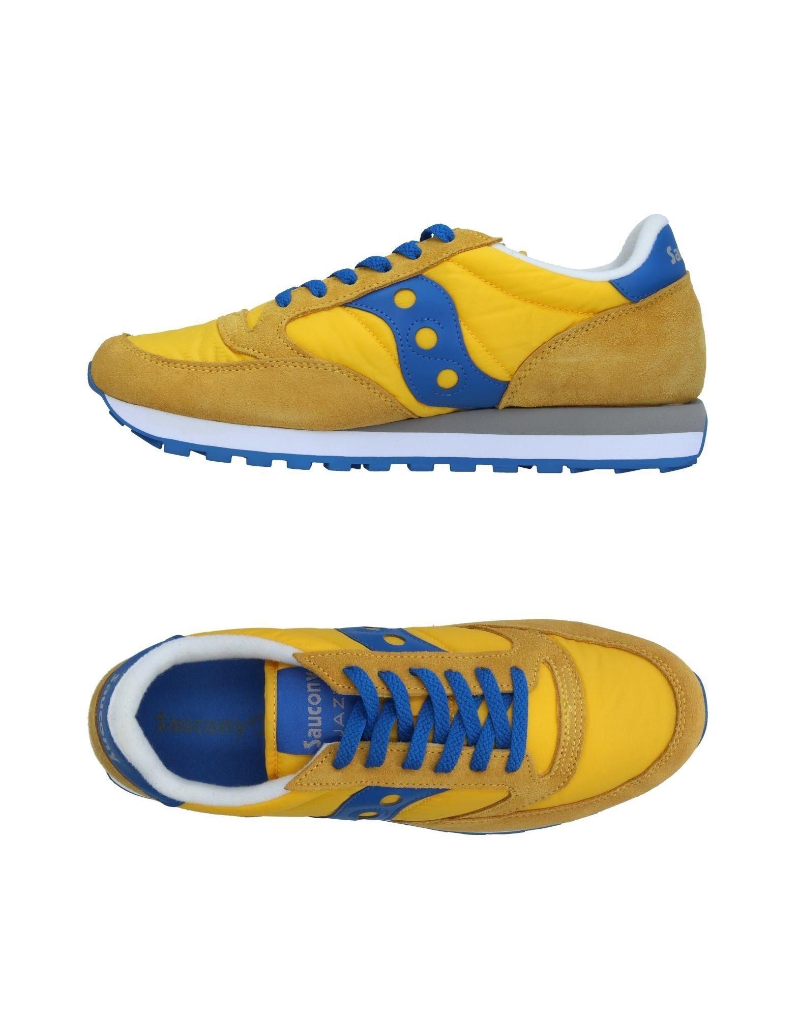 Rabatt echte Schuhe Saucony Sneakers Herren  11363656NQ
