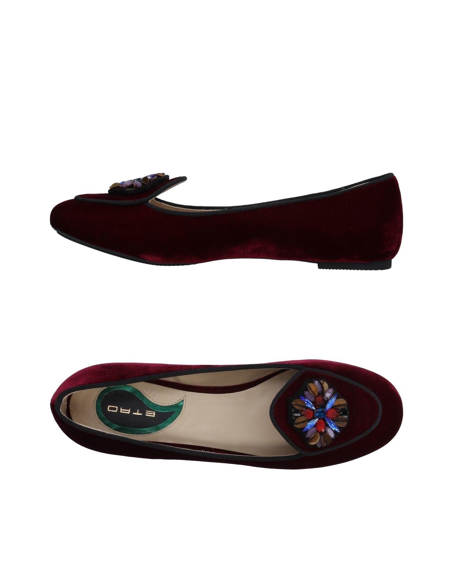 Stilvolle billige Schuhe Etro Ballerinas Damen  11363724WH