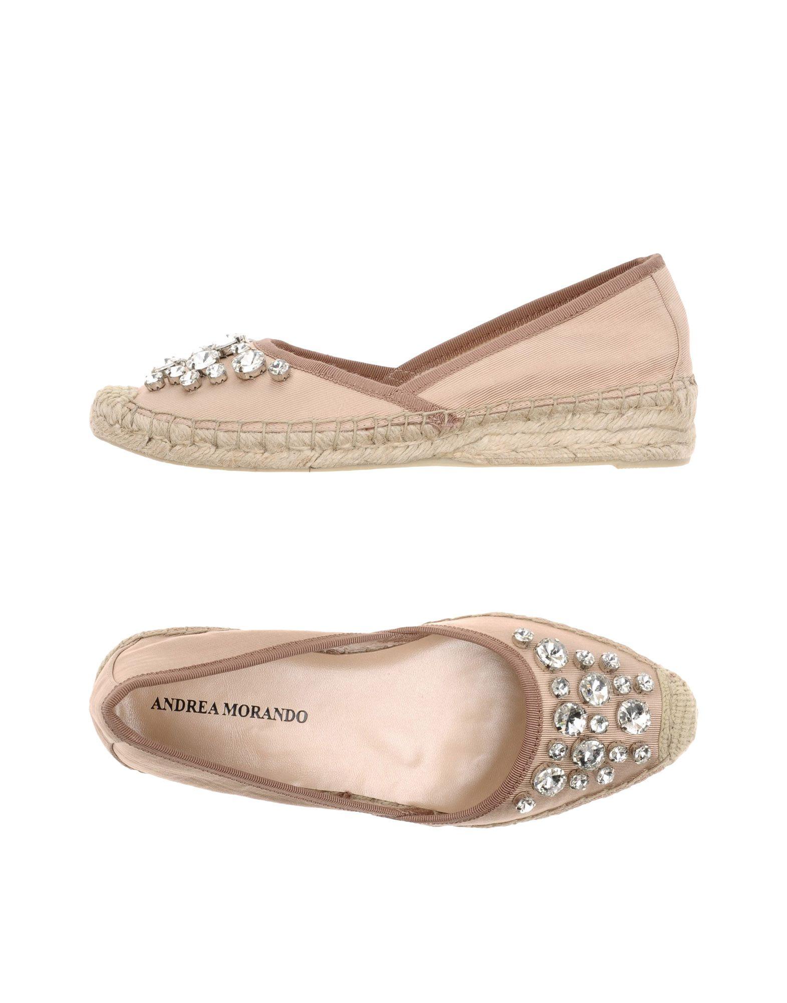 Andrea Morando Morando Andrea Espadrilles Damen  11363766AH Gute Qualität beliebte Schuhe af97d0