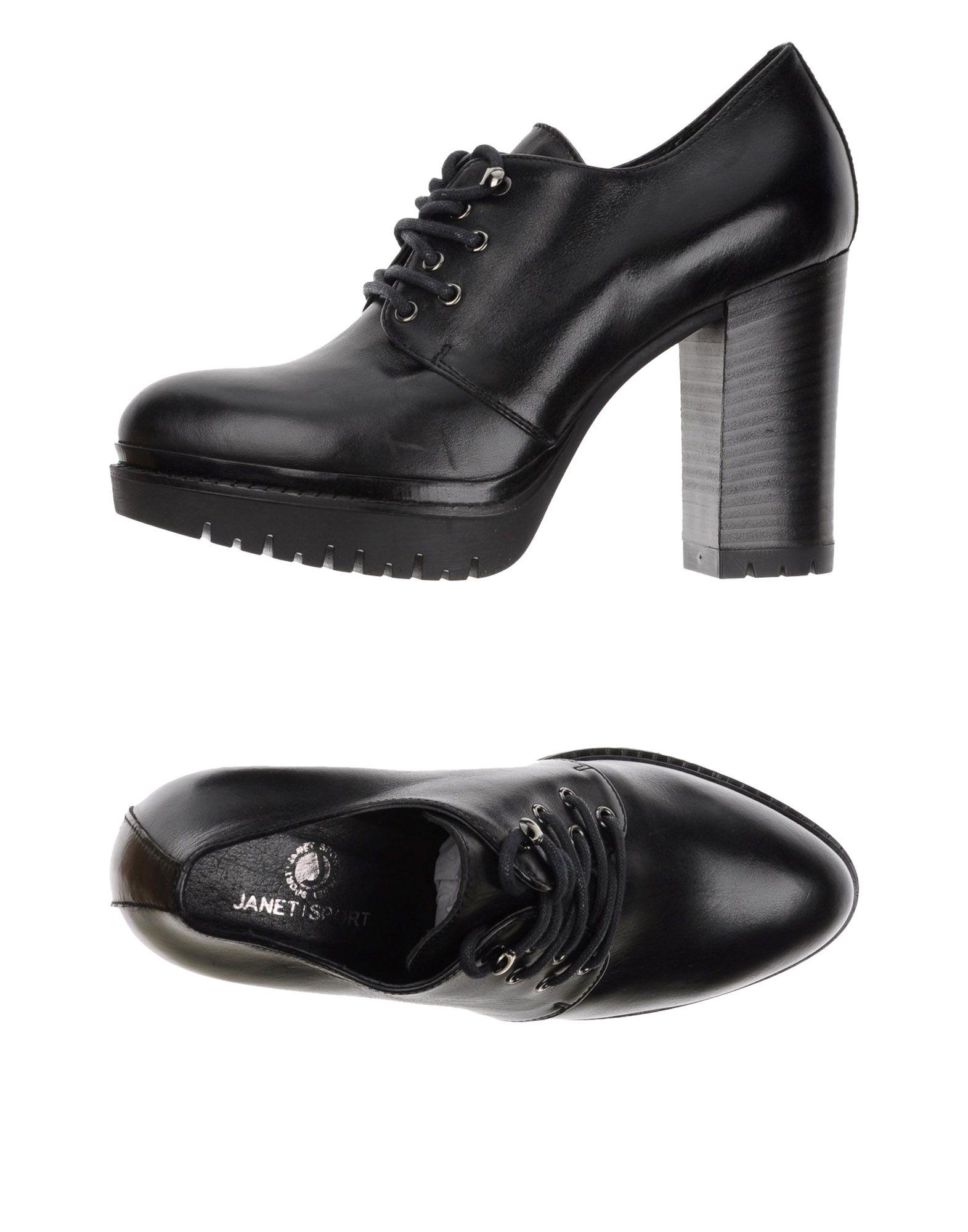 Janet Sport Schnürschuhe Damen  Schuhe 11363774FC Gute Qualität beliebte Schuhe  42b7c9