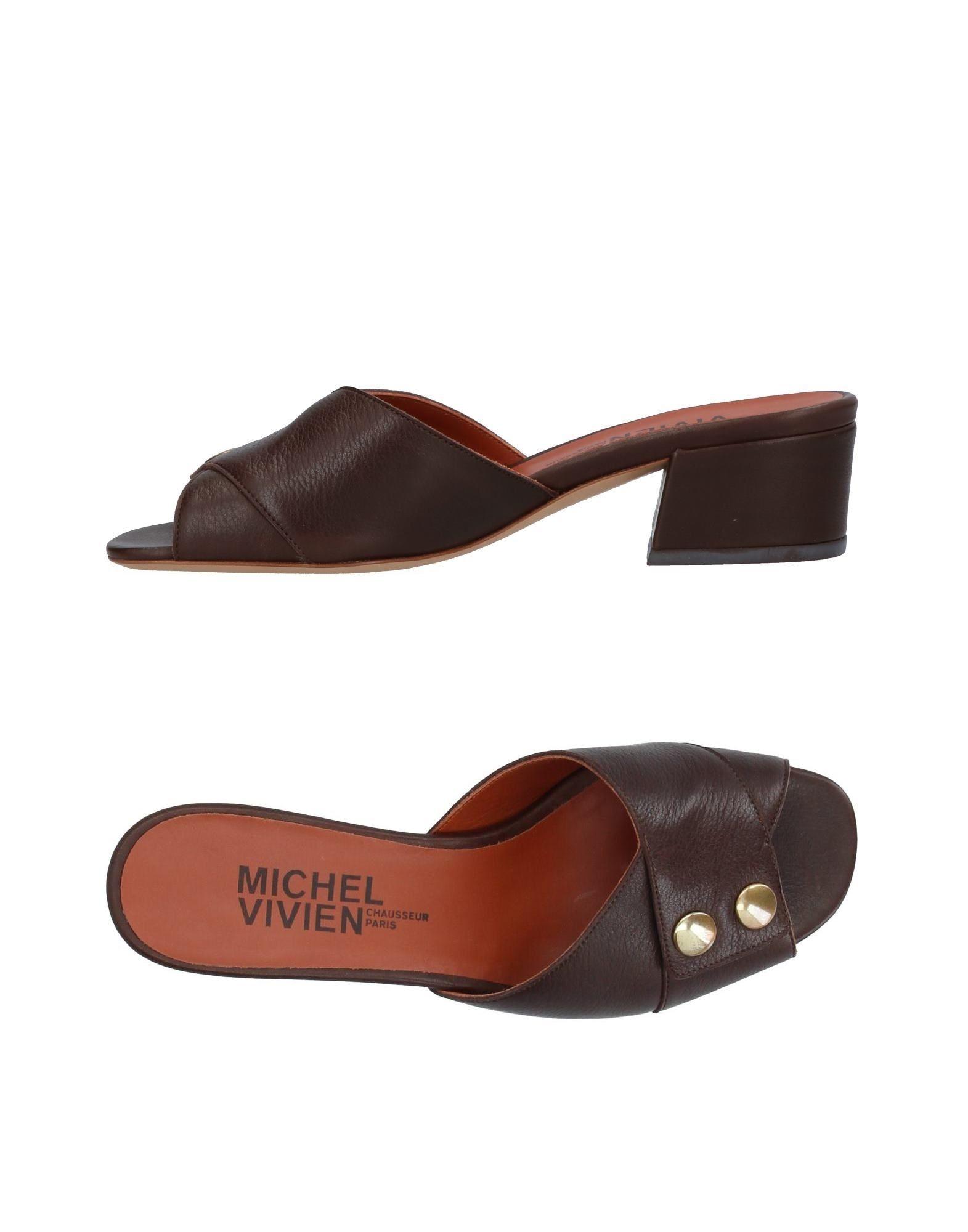 Sandales Michel Vivien Femme - Sandales Michel Vivien sur
