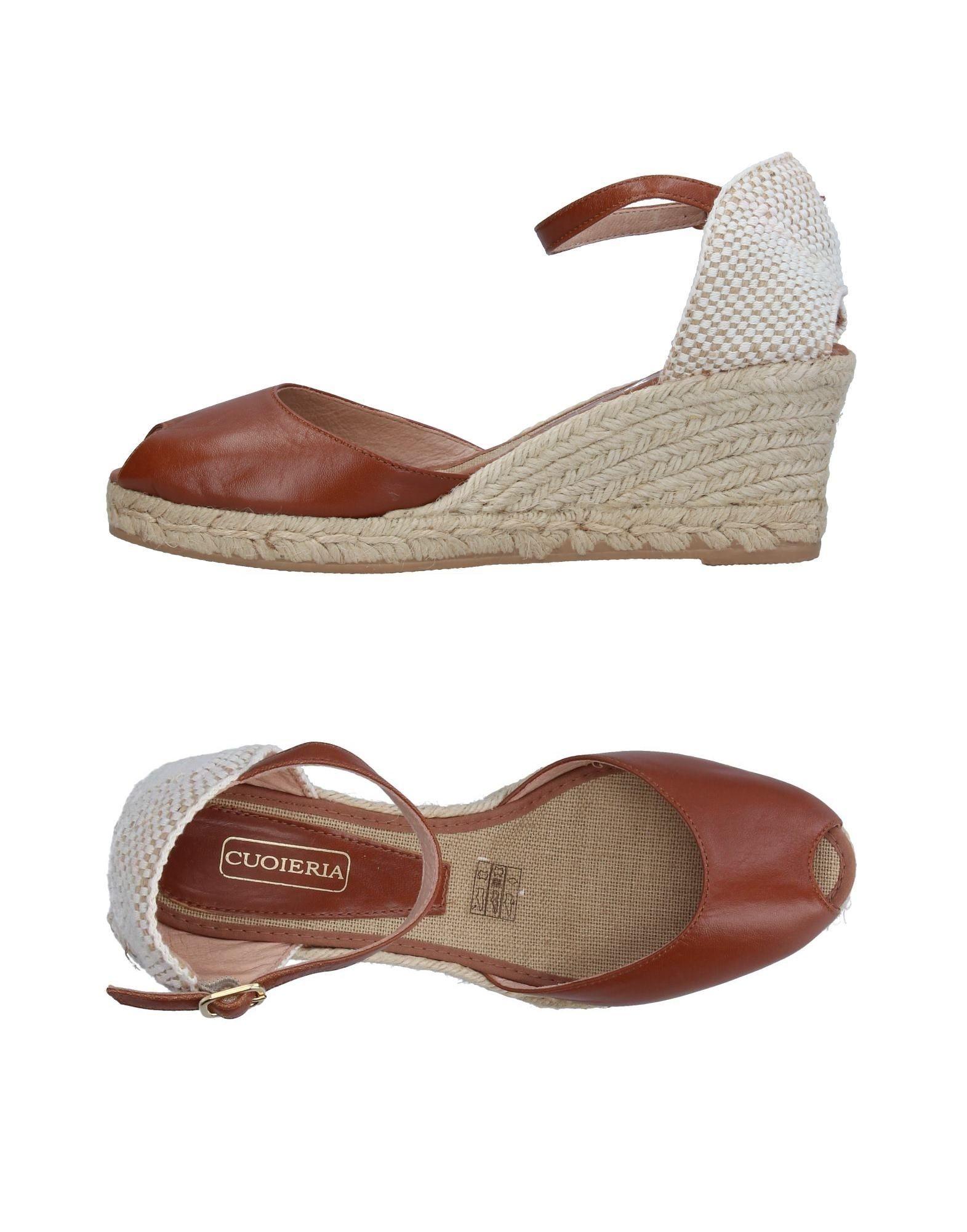 Espadrillas Cuoieria Donna - 11363907HO Scarpe economiche e buone