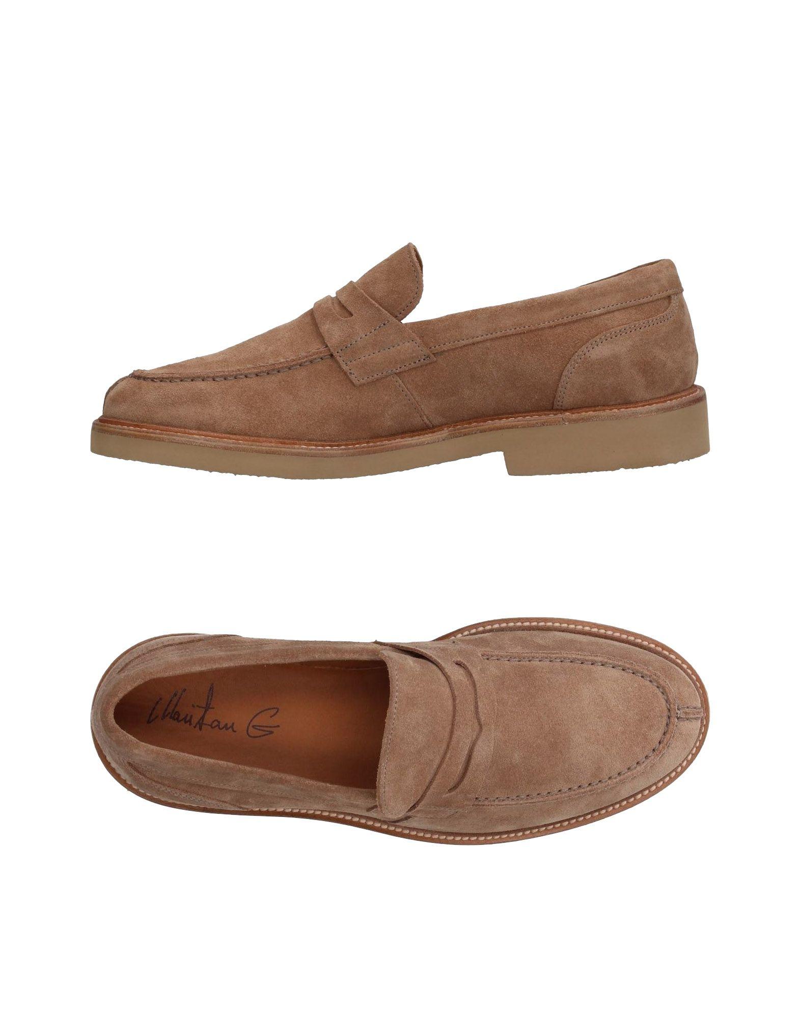 Rabatt echte Schuhe Maritan G Mokassins Herren  11363977CI