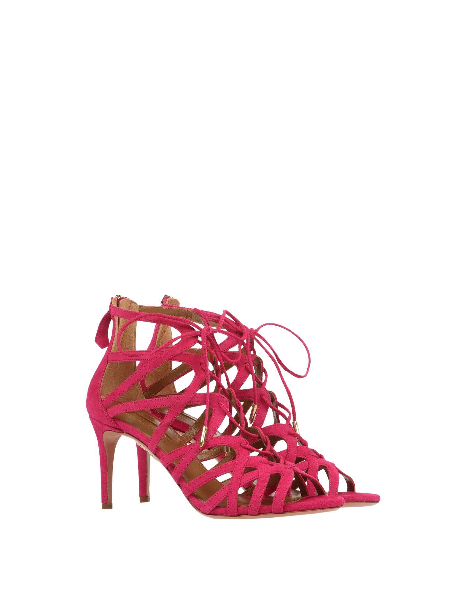 Aquazzura Sandalen aussehende Damen  11364272QAGünstige gut aussehende Sandalen Schuhe 60331b
