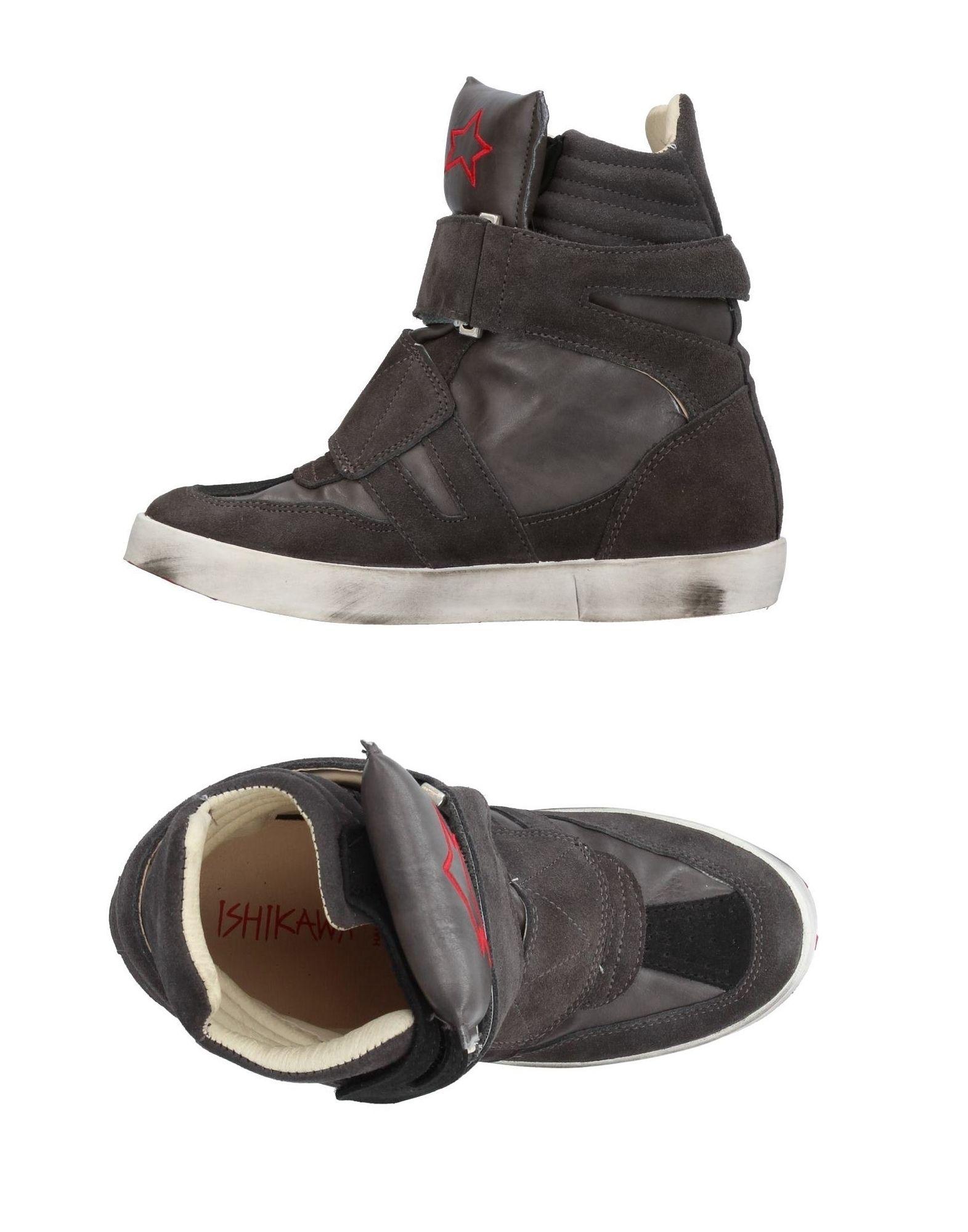 Gut um billige Schuhe zu tragenIshikawa Sneakers Damen  11364499CF