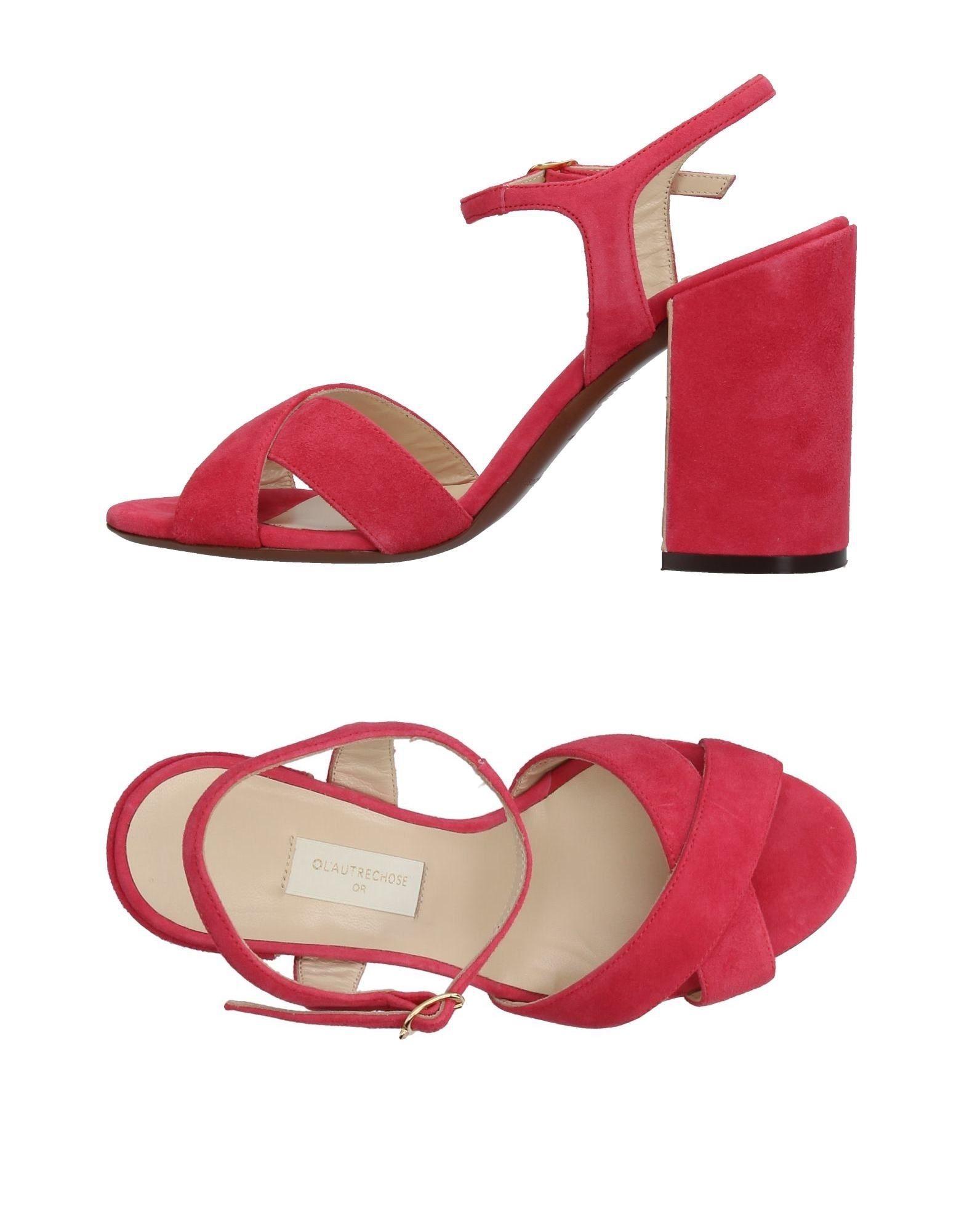 L' Autre Chose Sandalen Damen  11364618QTGut aussehende strapazierfähige Schuhe