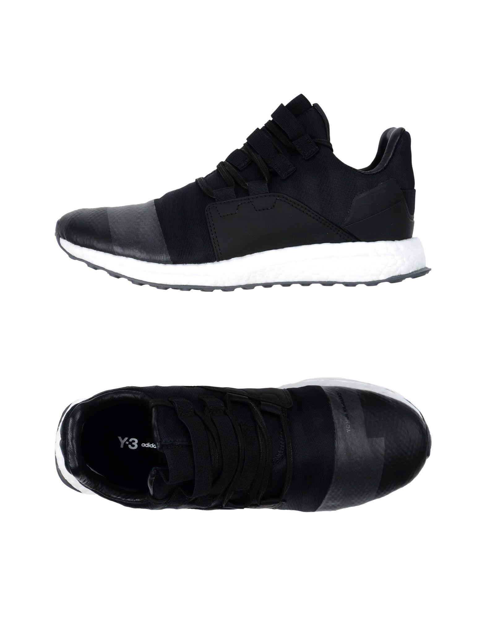Zapatillas Negro Y-3 Hombre - Zapatillas Y-3  Negro Zapatillas 3358ba