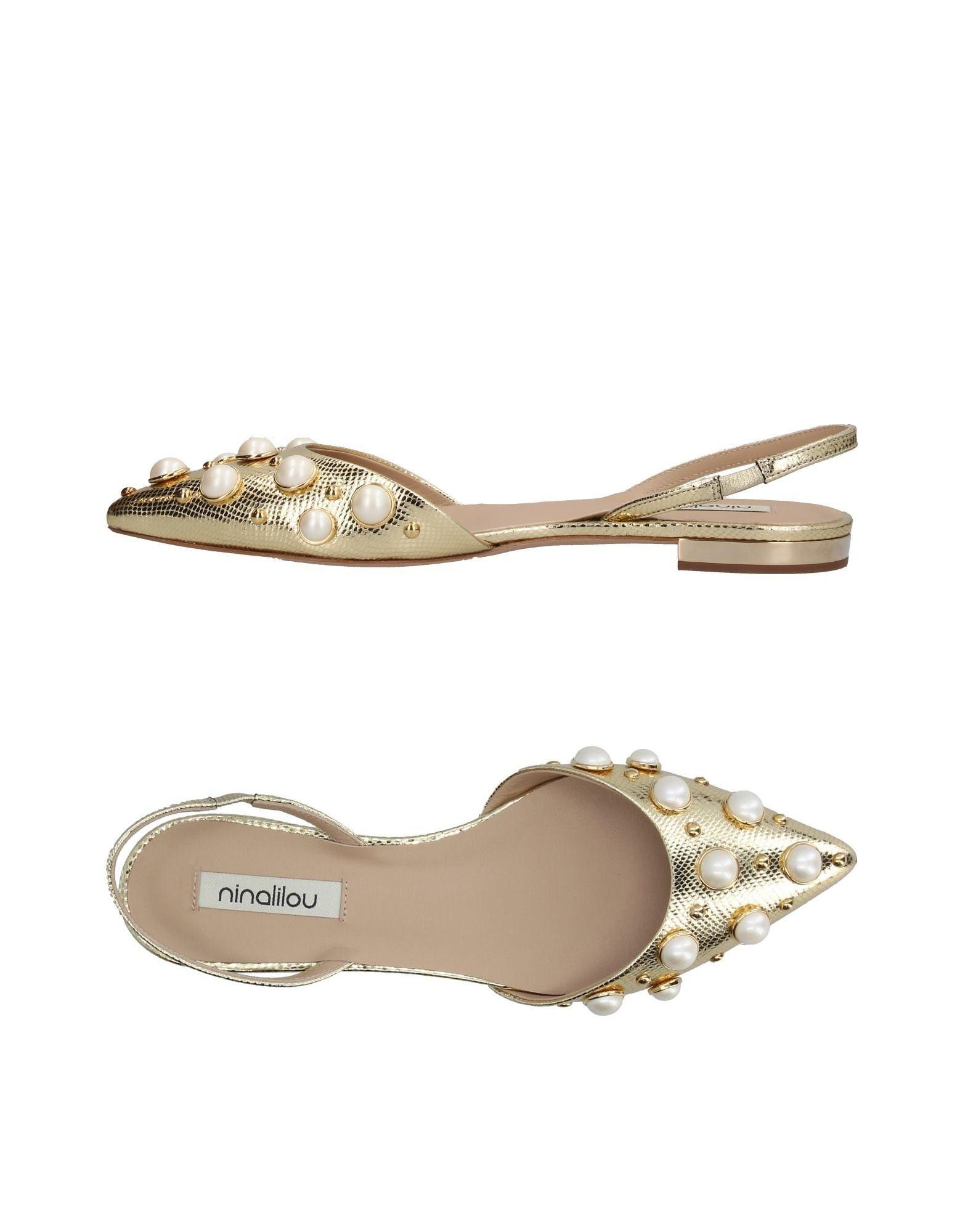 Ballerine Ninalilou Donna - 11364845MN elegante
