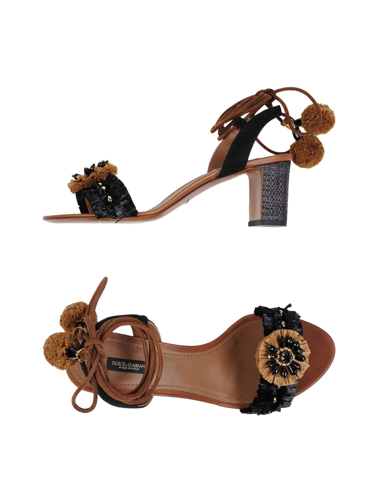 Dolce & 11364894MJGünstige Gabbana Sandalen Damen  11364894MJGünstige & gut aussehende Schuhe 65e397
