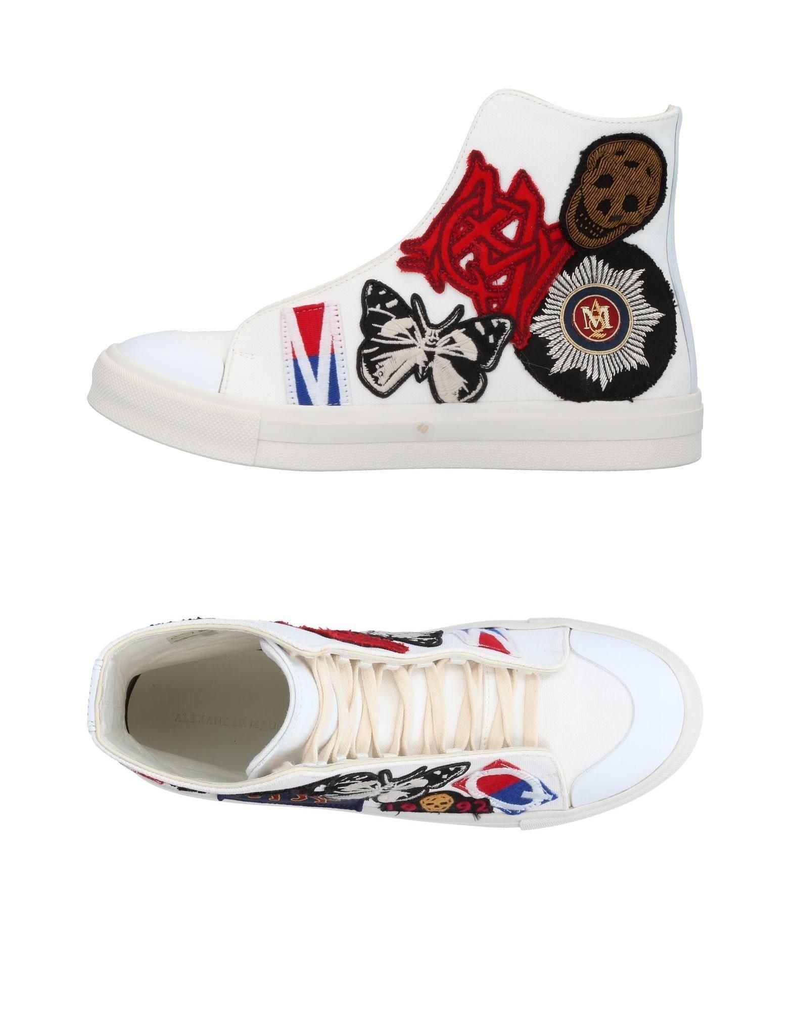 Alexander Mcqueen Sneakers Herren  11364911UJ