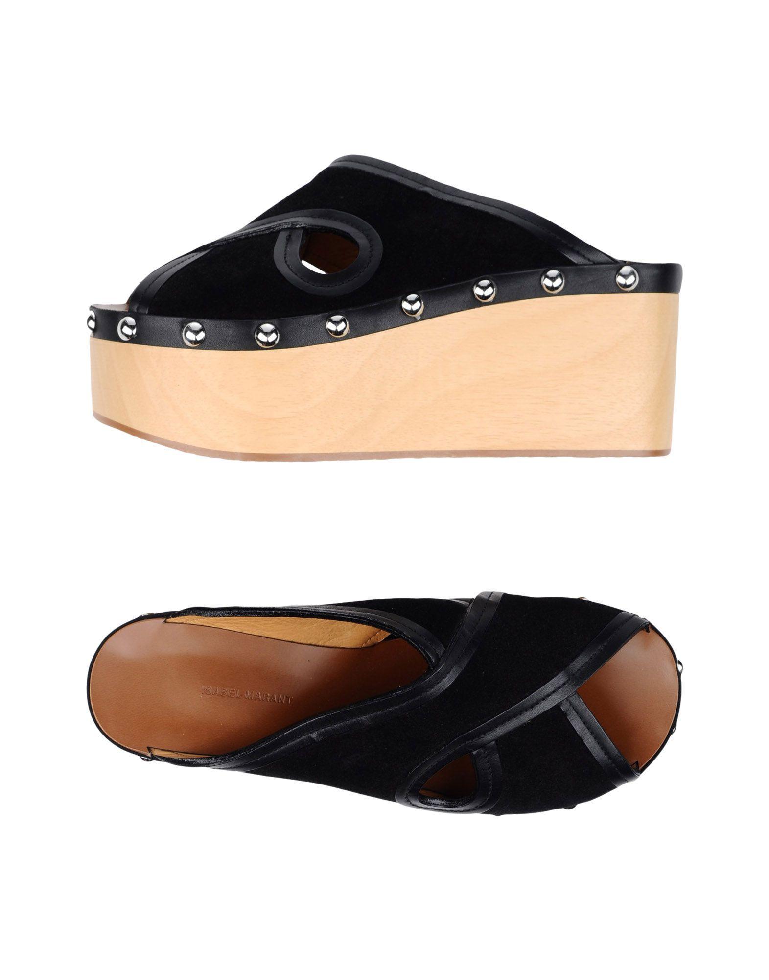 Isabel Marant Pantoletten Damen  11364946QEGut aussehende strapazierfähige Schuhe