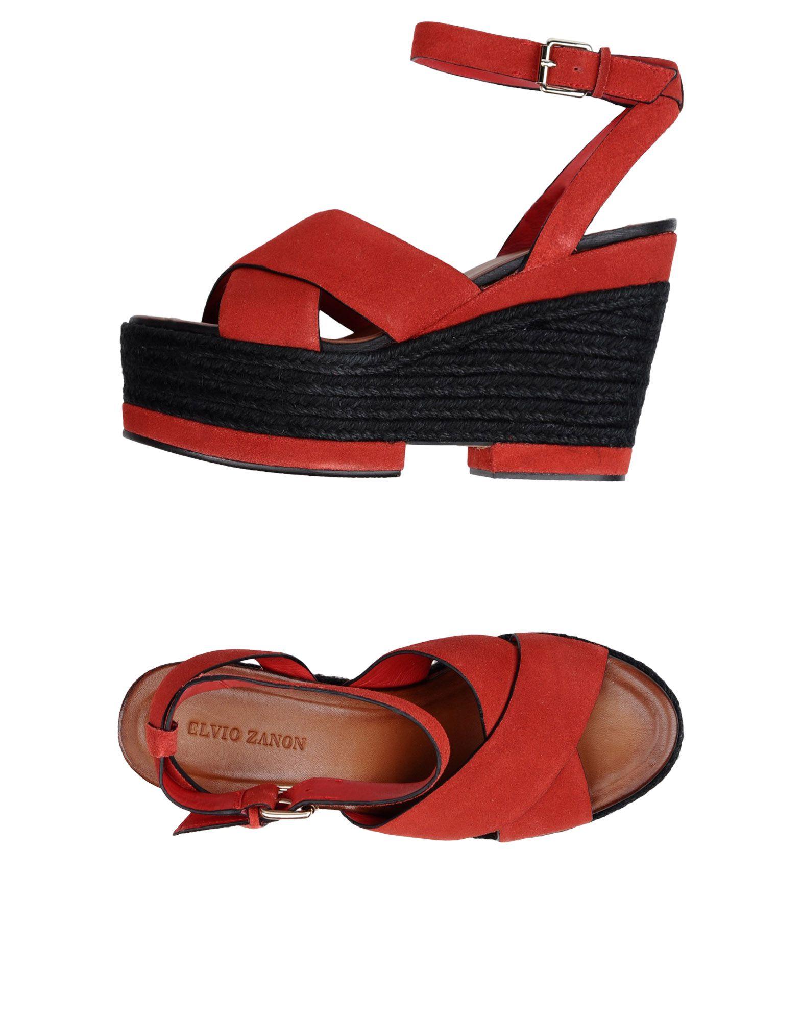 Gut um billige Schuhe zu tragenElvio Zanon Sandalen Damen  11364961QH