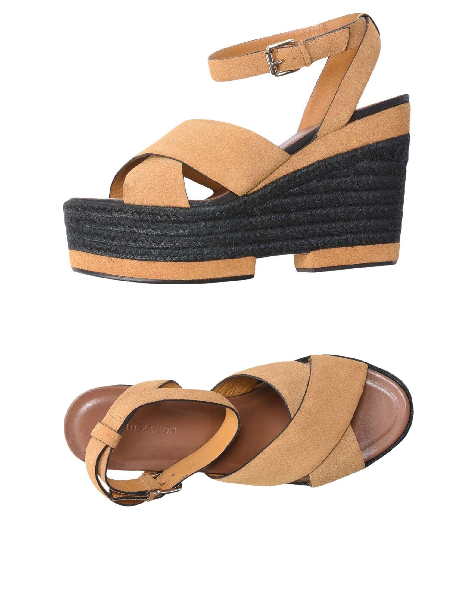 Gut um billige Schuhe zu tragenElvio Zanon Sandalen Damen  11364961TT