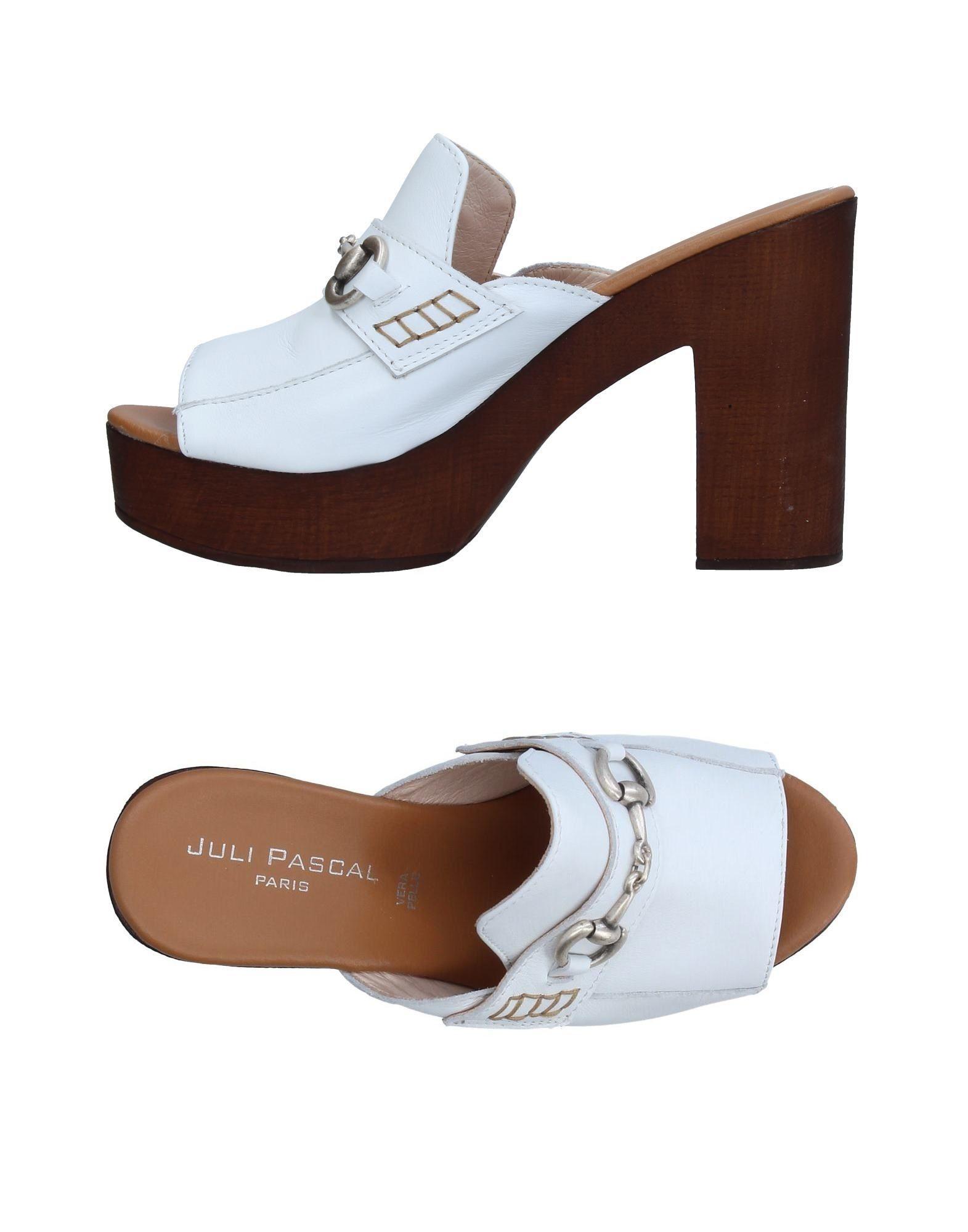 FOOTWEAR - Low-tops & sneakers Juli Pascal Paris Ub6re2Y9B