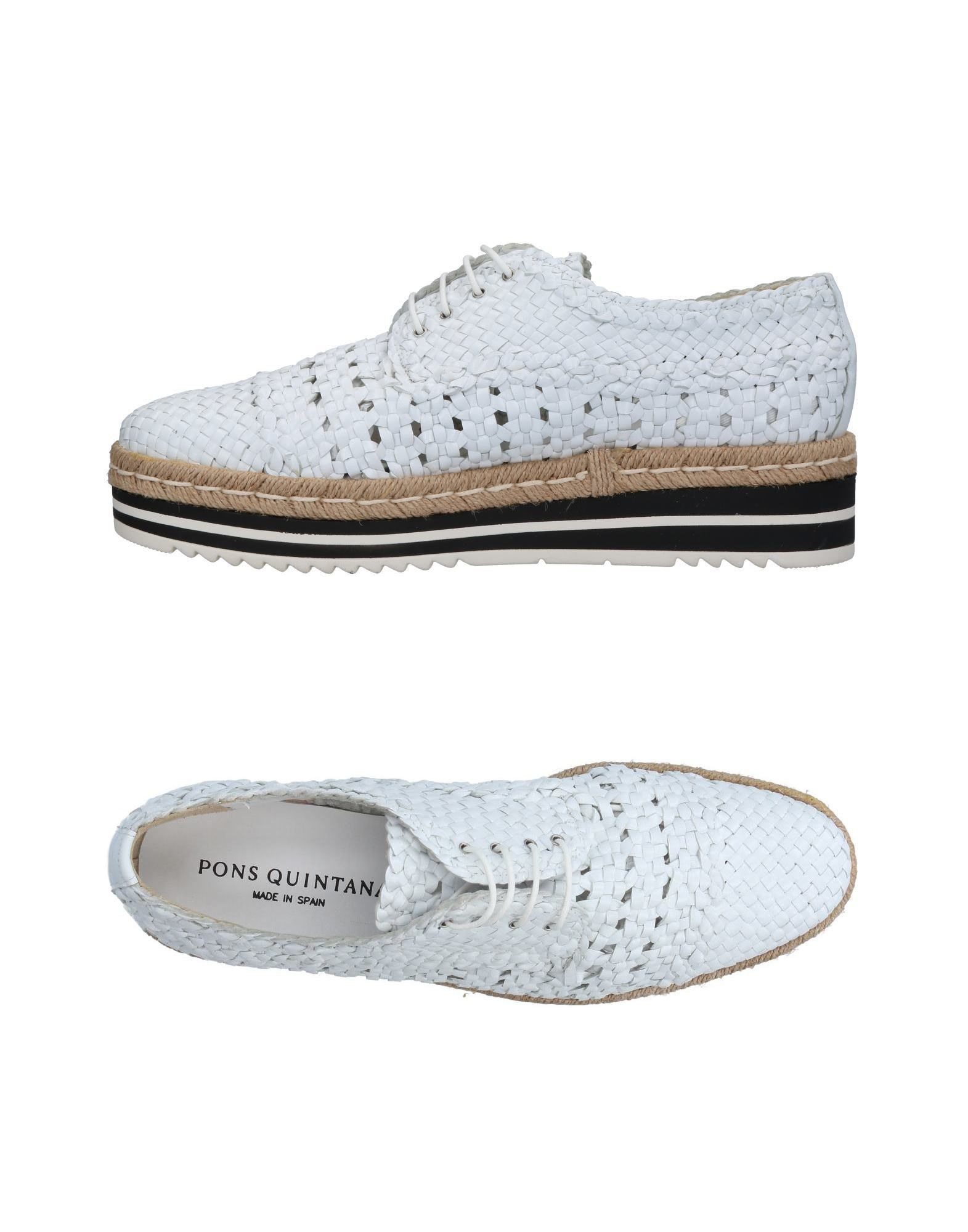 Chaussures À Lacets Pons Quintana Femme - Chaussures À Lacets Pons Quintana sur