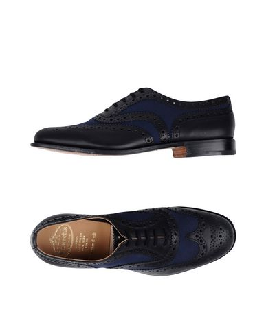 CHURCH'S - Laced shoes